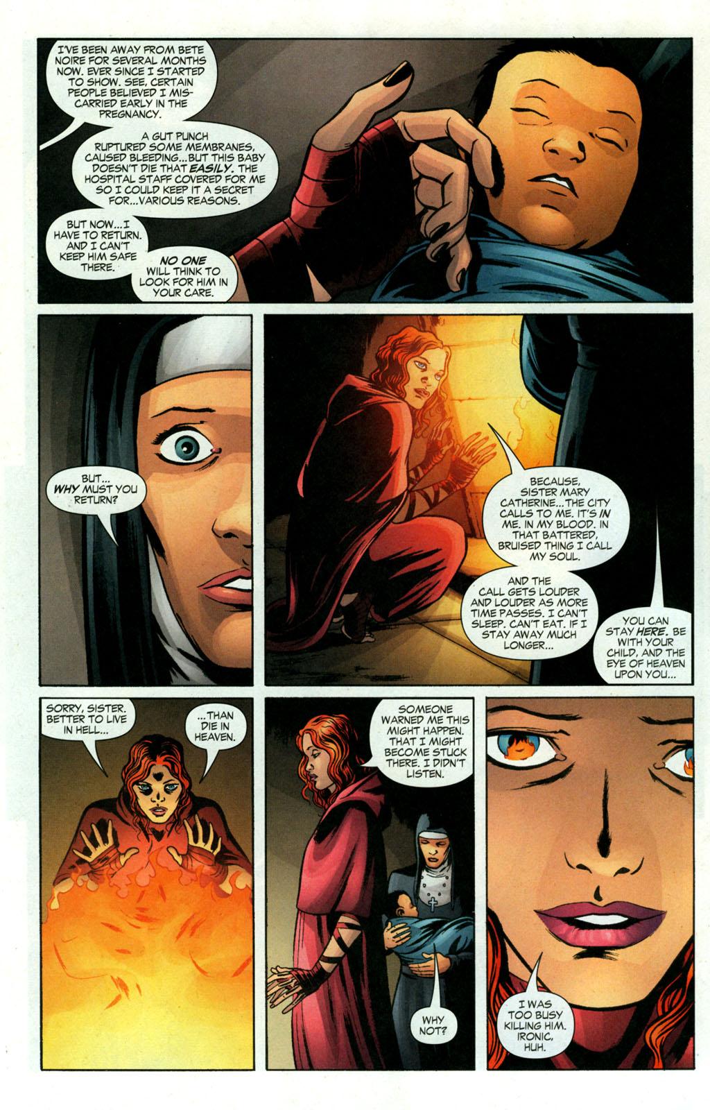 Read online Fallen Angel (2003) comic -  Issue #18 - 21