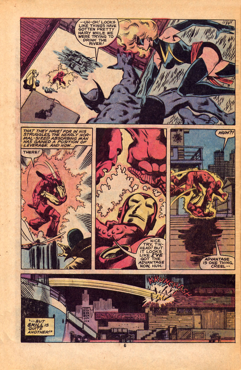 The Avengers (1963) 184 Page 5