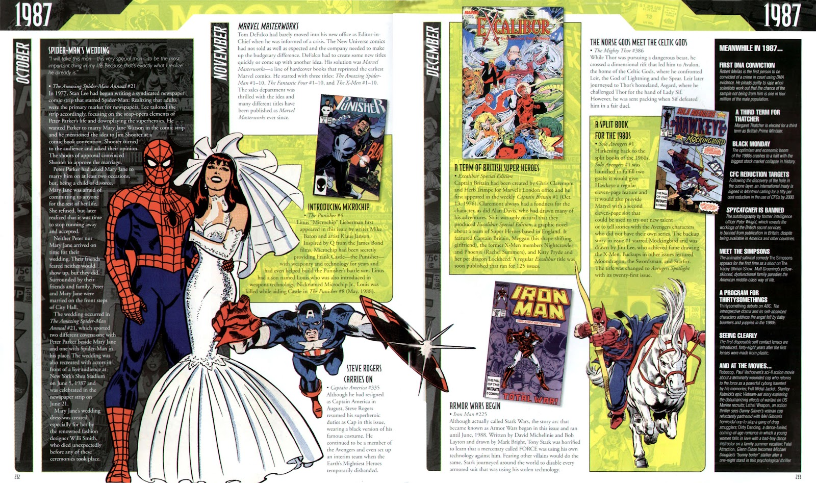 Read online Marvel Chronicle comic -  Issue # TPB (Part 3) - 27