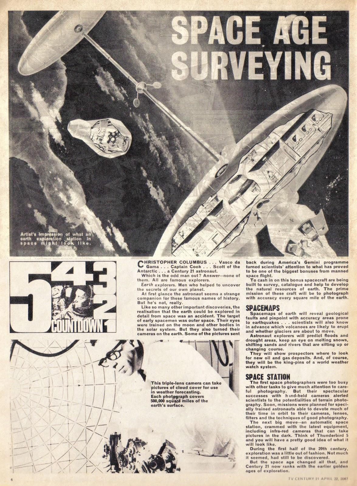 TV Century 21 (TV 21) issue 118 - Page 6