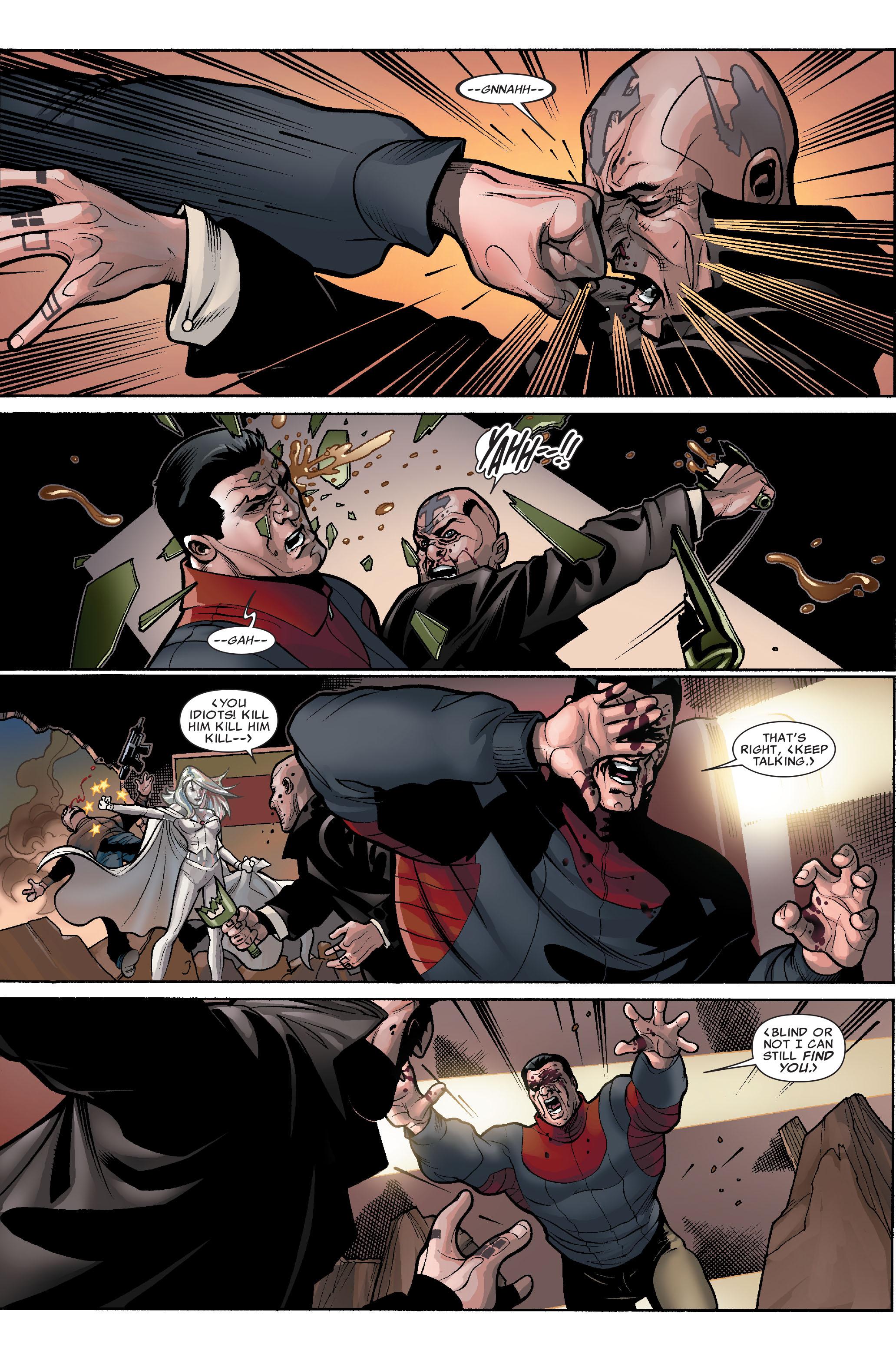 Read online Uncanny X-Men (1963) comic -  Issue #507 - 11
