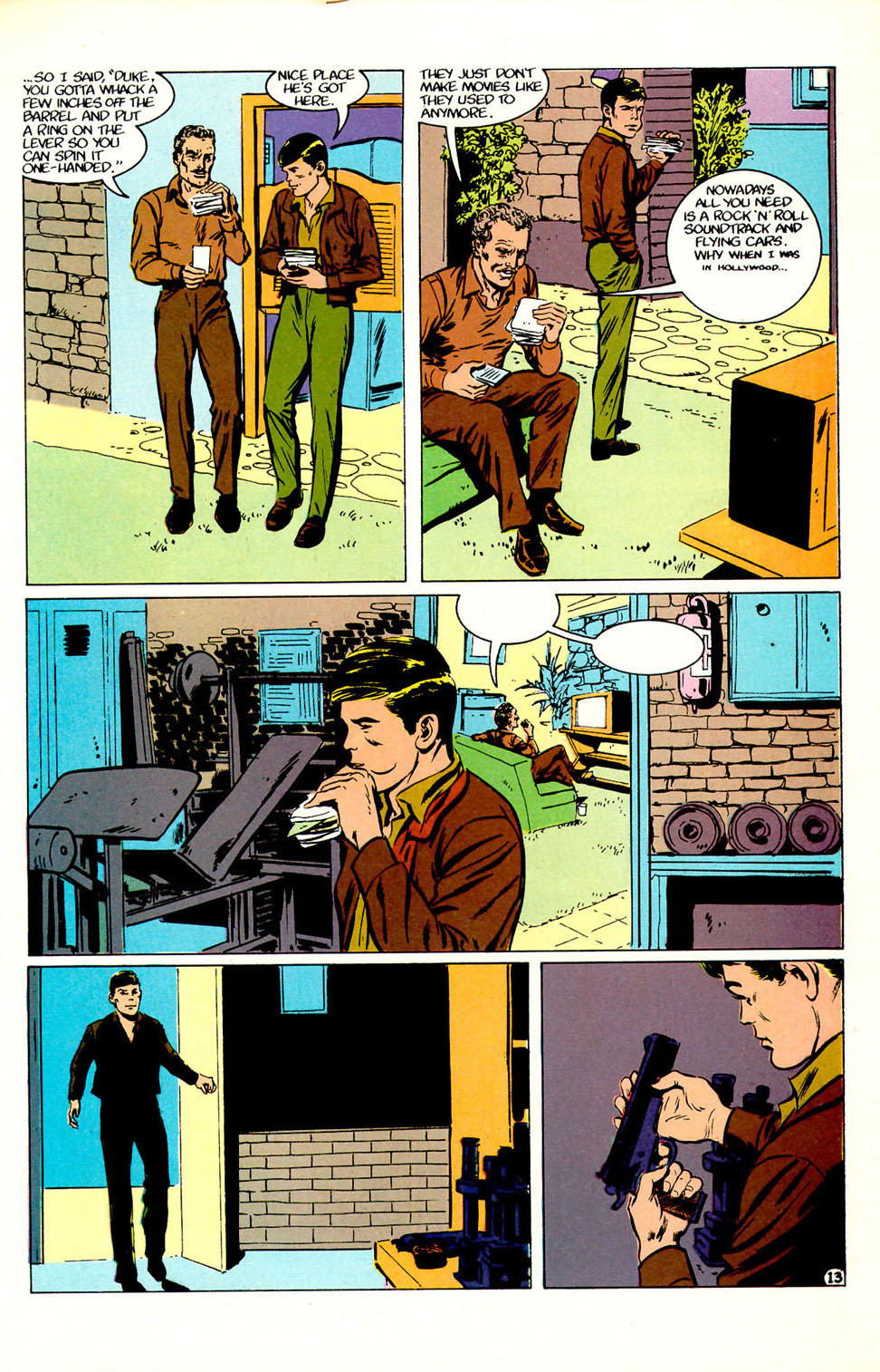 Jon Sable, Freelance issue 51 - Page 15