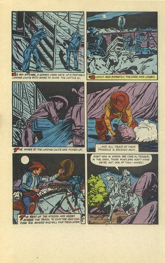Read online Roy Rogers comic -  Issue #3 - 18