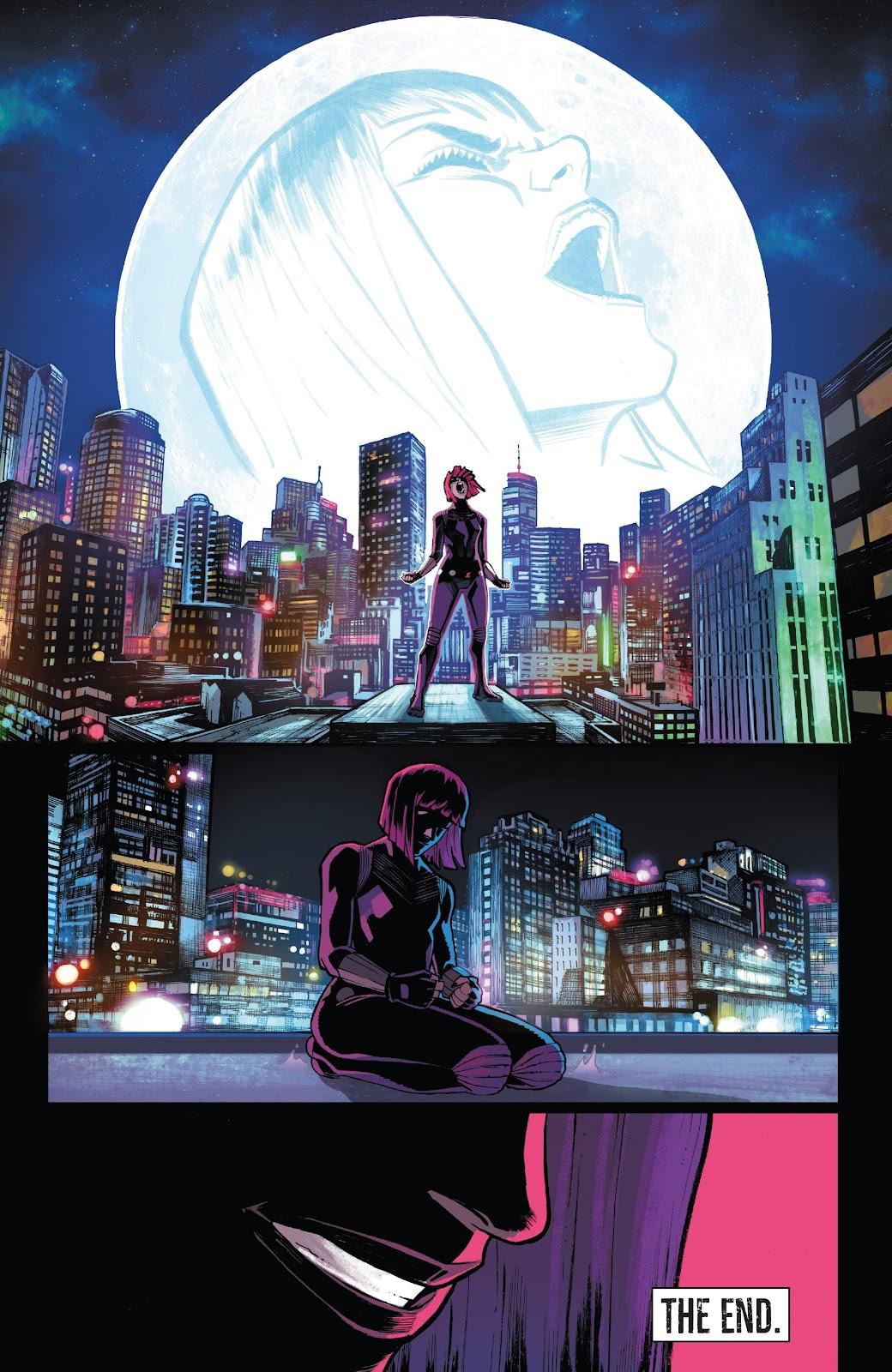 Read online Black Widow (2019) comic -  Issue #5 - 23