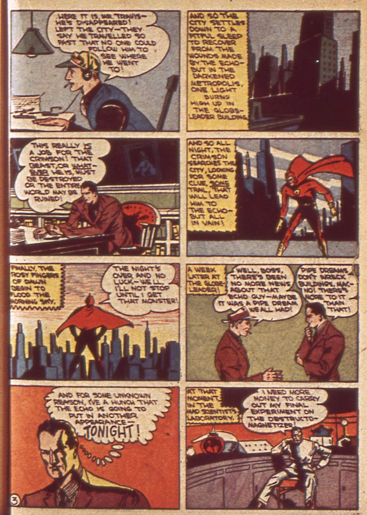 Read online Detective Comics (1937) comic -  Issue #49 - 27