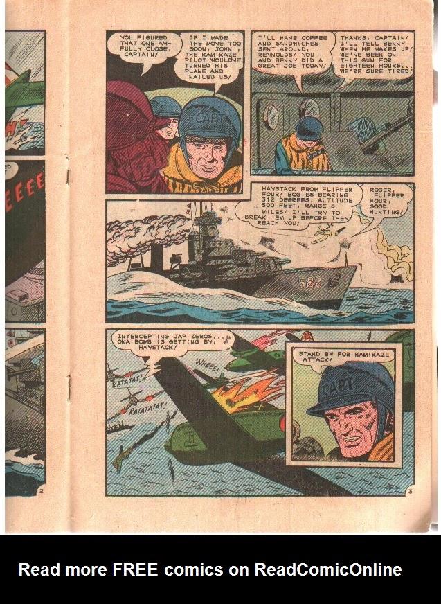 Read online Fightin' Navy comic -  Issue #122 - 19