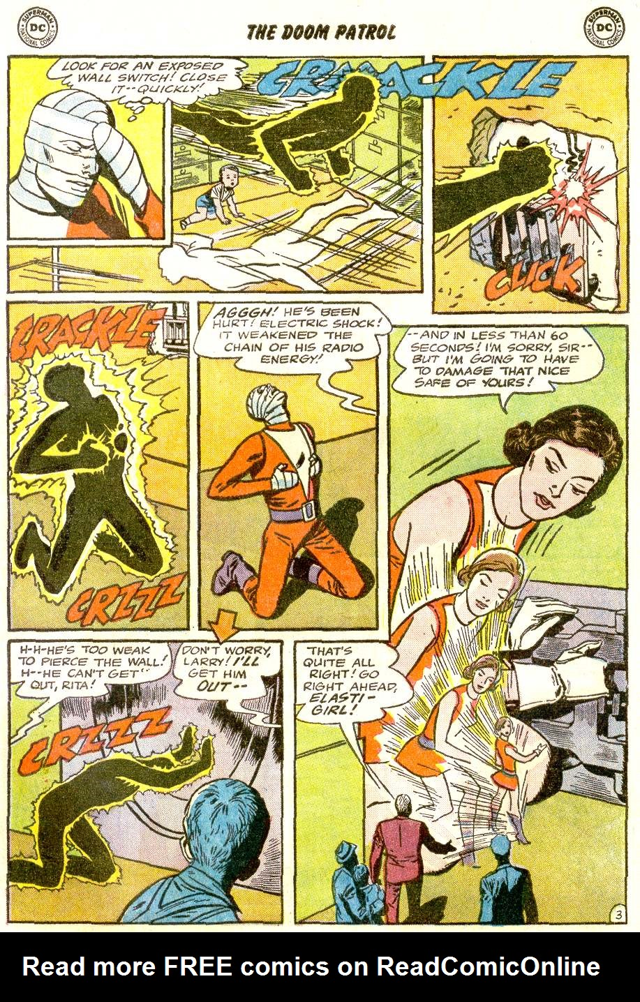 Doom Patrol (1964) issue 92 - Page 5