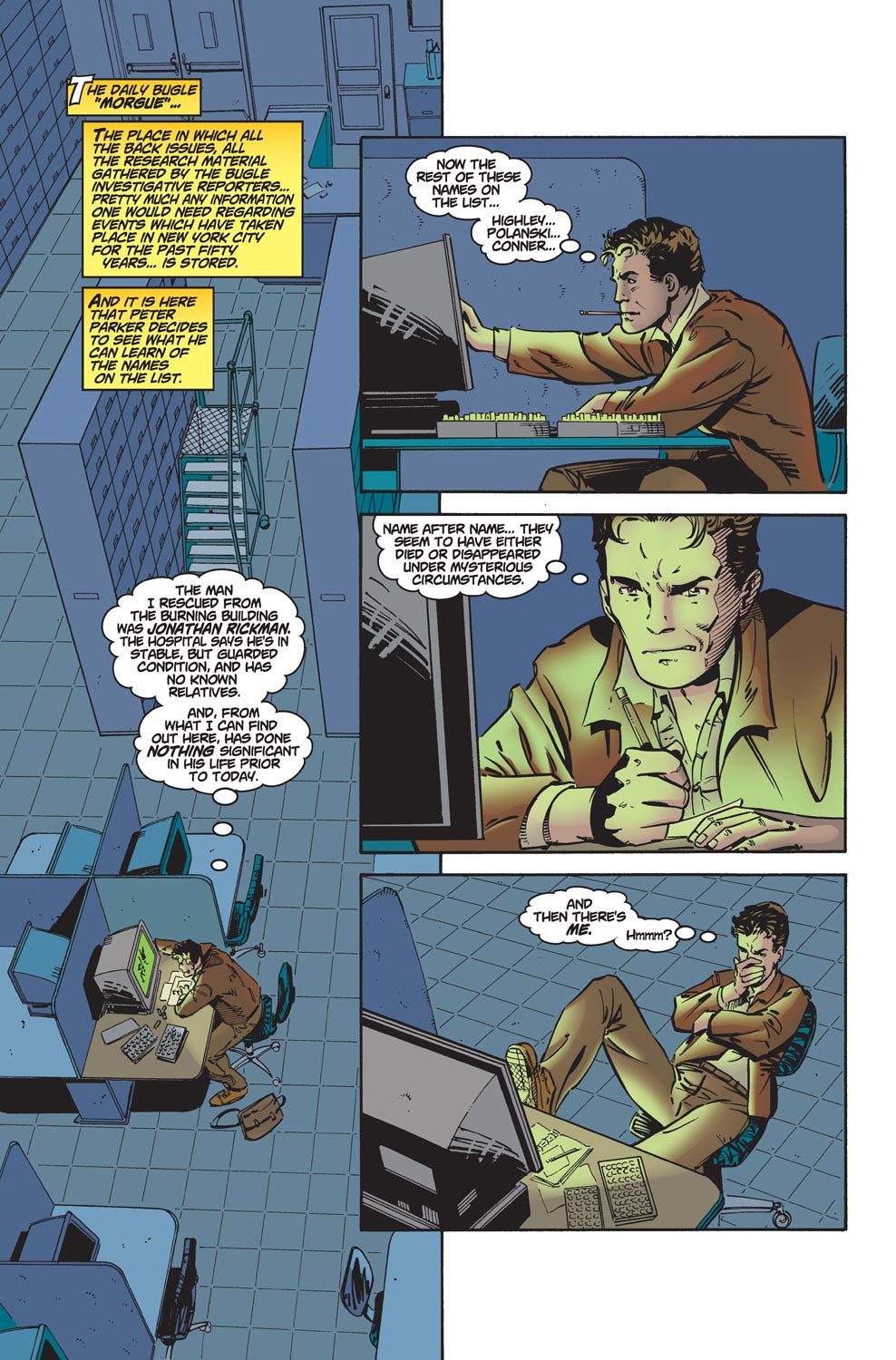 The Amazing Spider-Man (1999) 9 Page 11