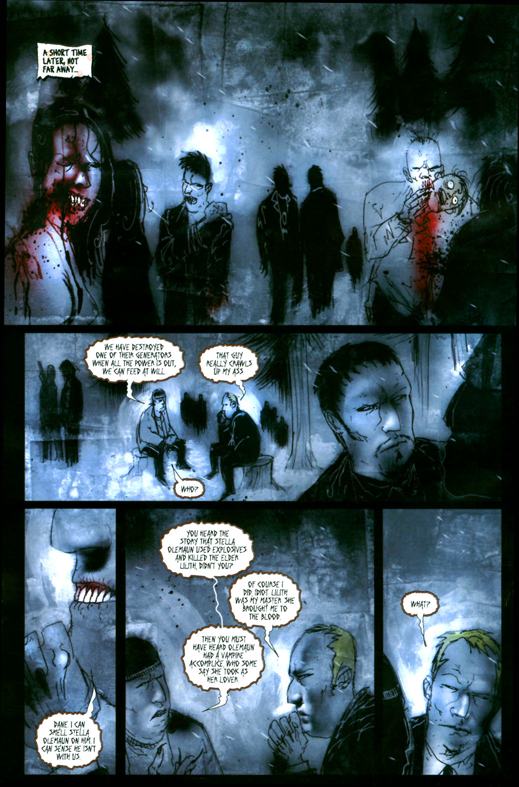 Read online 30 Days of Night: Return to Barrow comic -  Issue #4 - 20