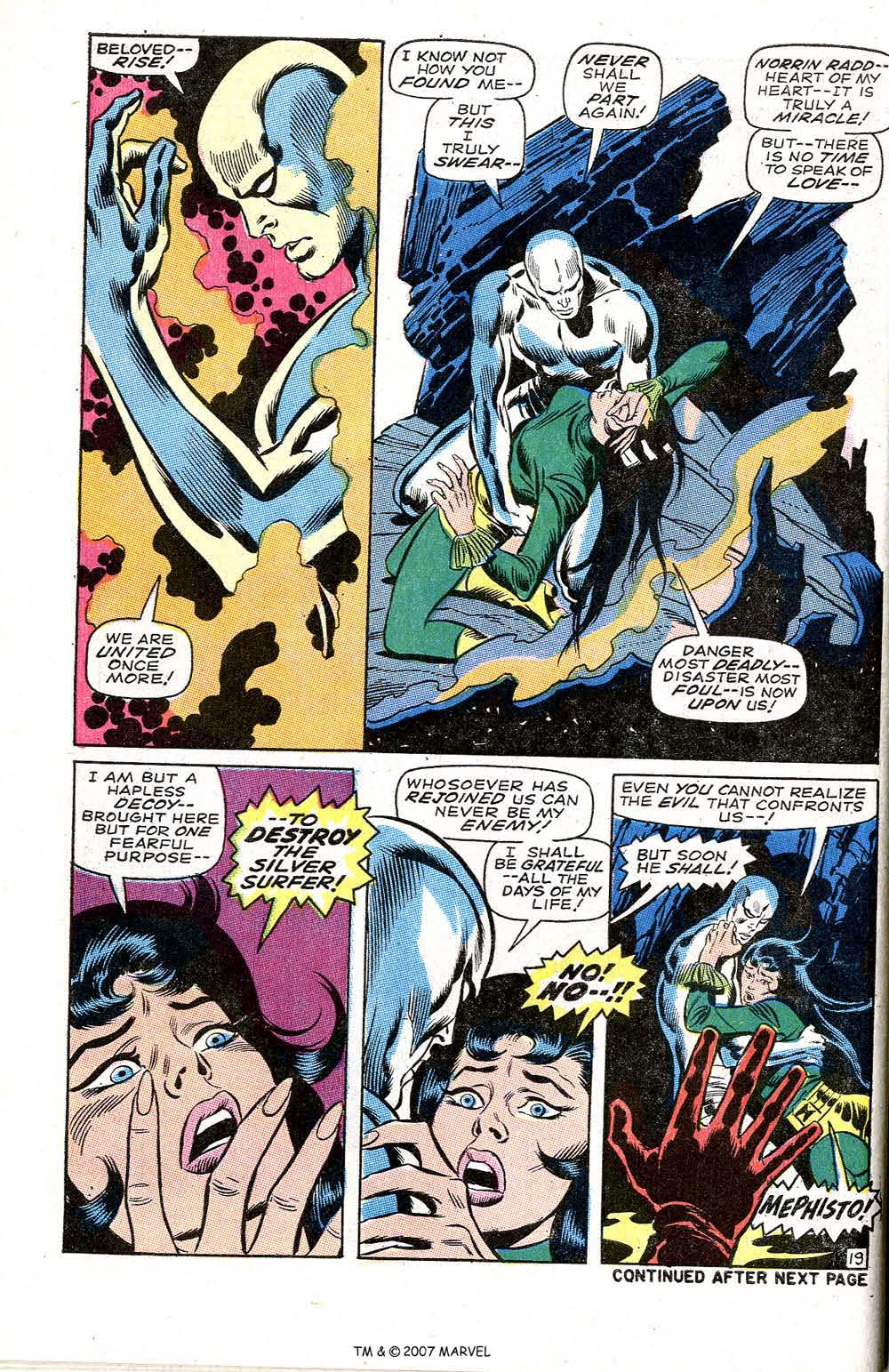 Silver Surfer (1968) issue 3 - Page 24
