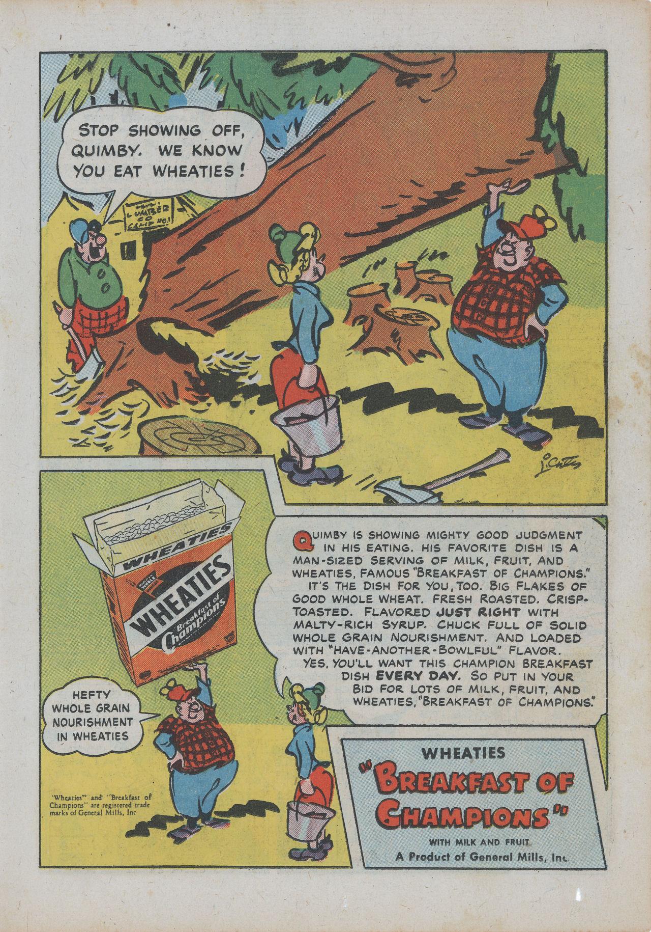 Read online Detective Comics (1937) comic -  Issue #99 - 16