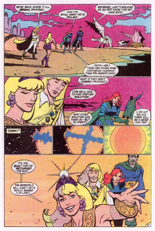 Read online Amethyst (1985) comic -  Issue #10 - 28