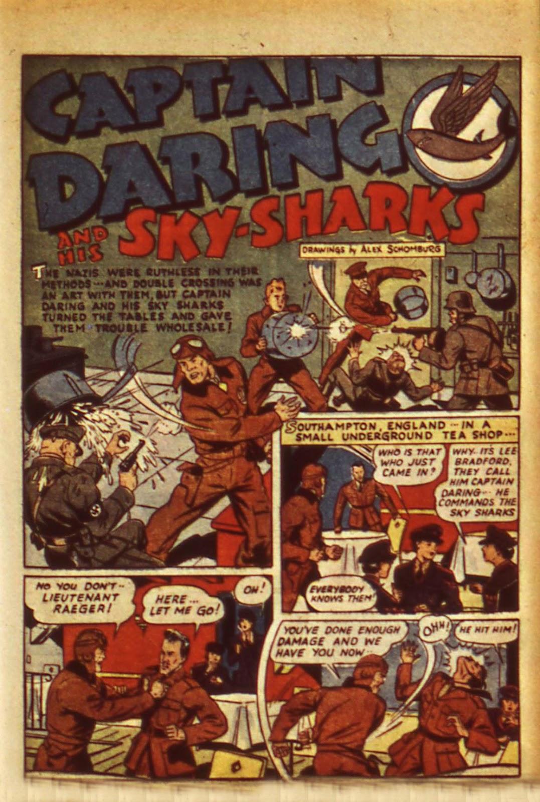 USA Comics issue 7 - Page 23