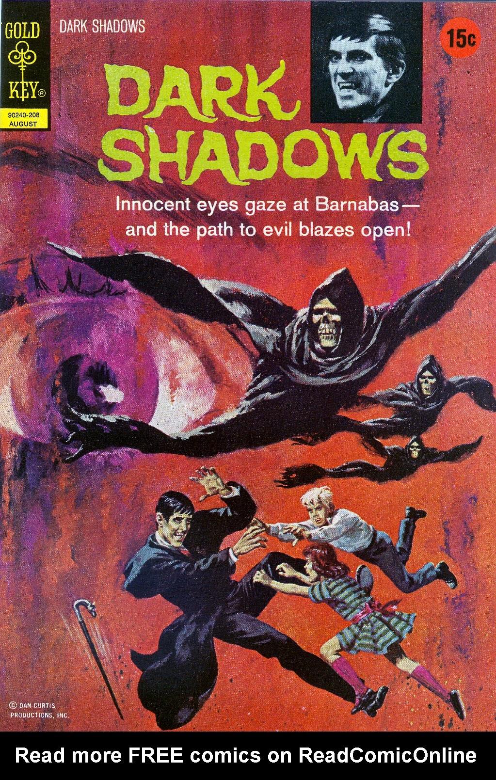 Dark Shadows (1969) 15 Page 1