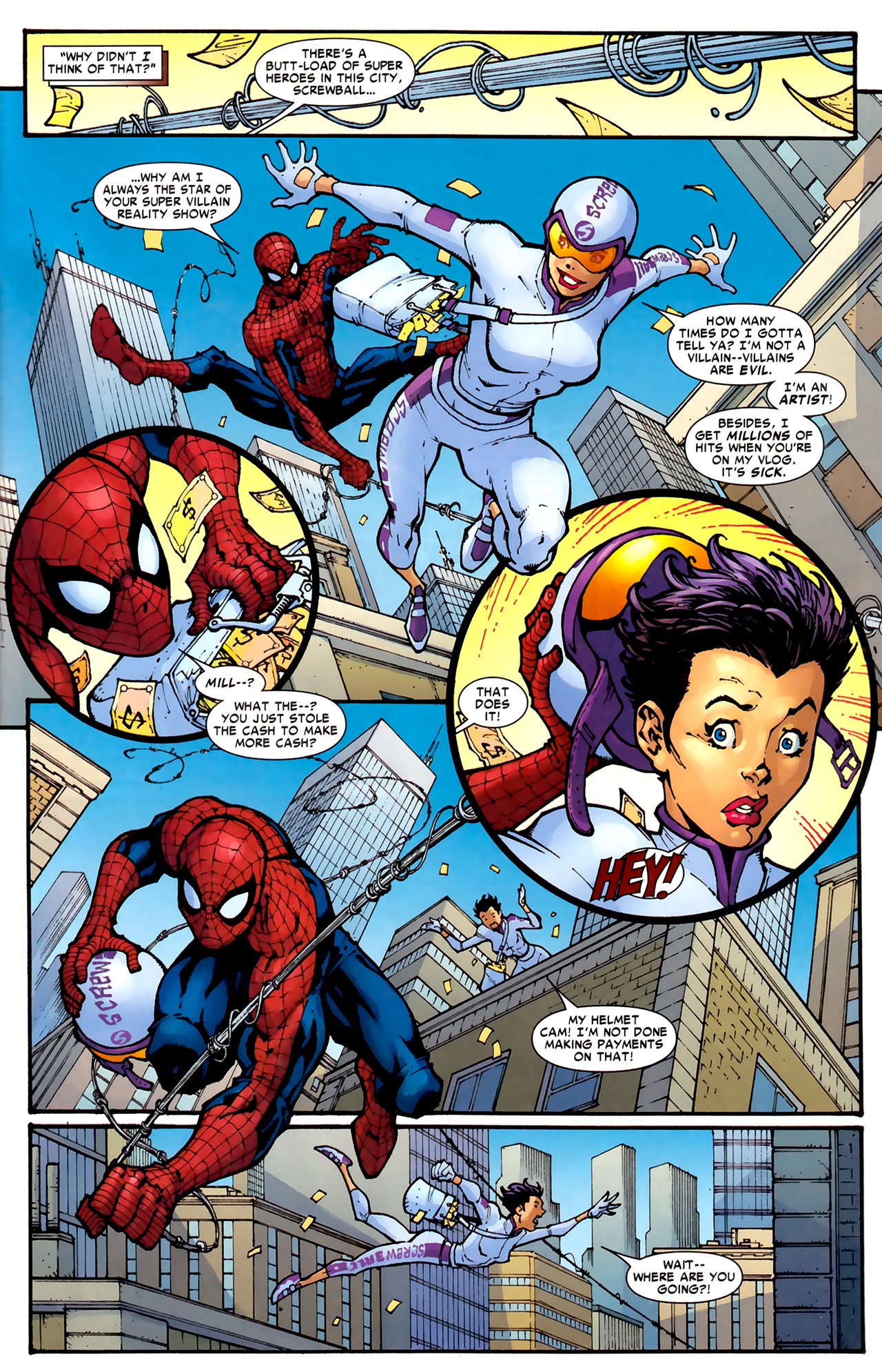 Read online Amazing Spider-Man Presents: American Son comic -  Issue #1 - 30