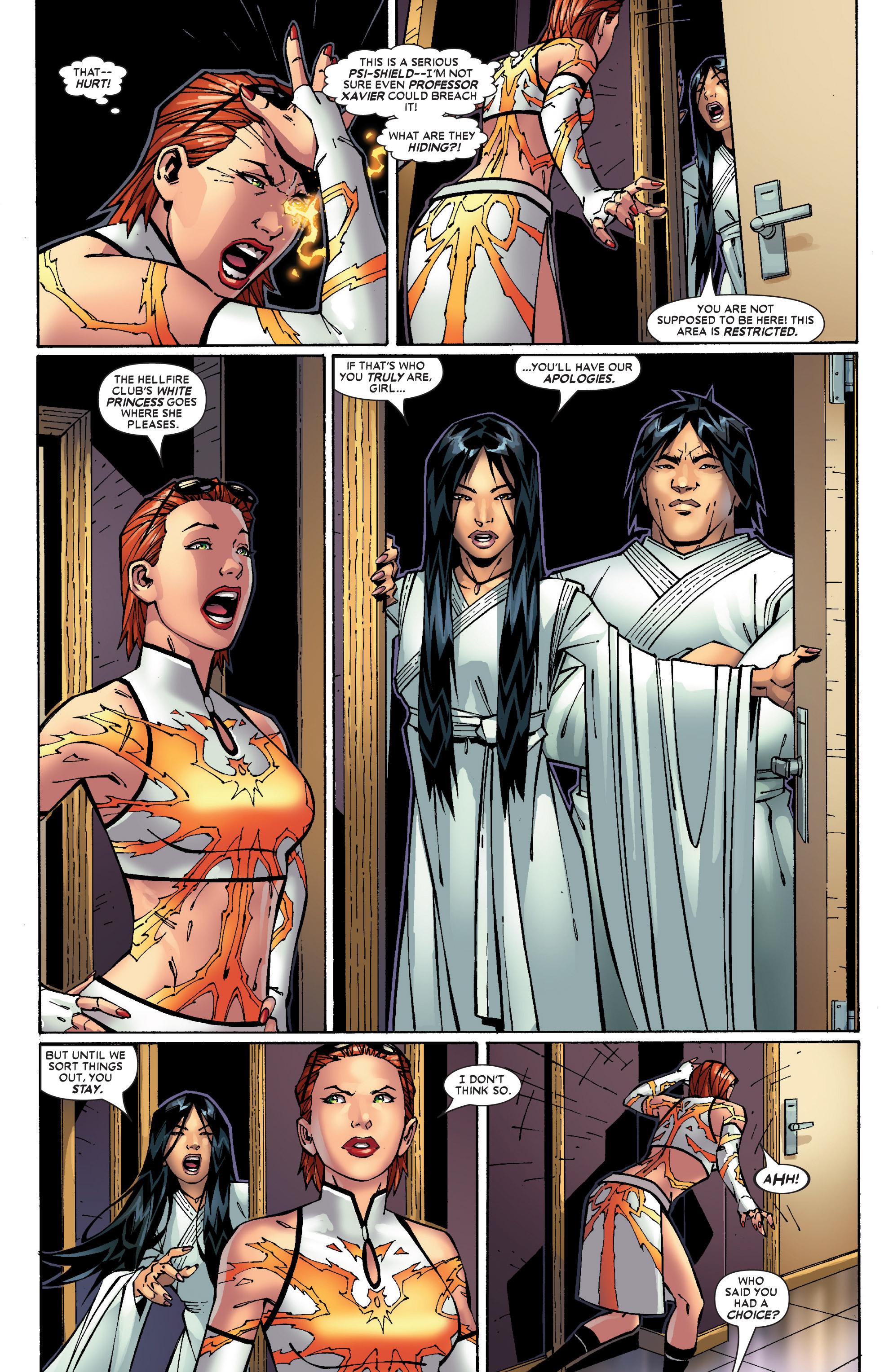 Read online Uncanny X-Men (1963) comic -  Issue #453 - 12