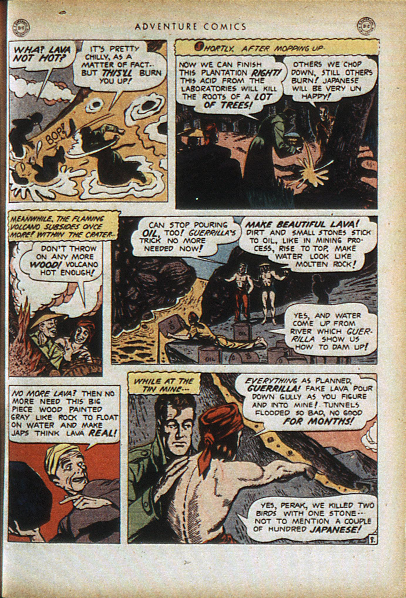 Read online Adventure Comics (1938) comic -  Issue #96 - 50