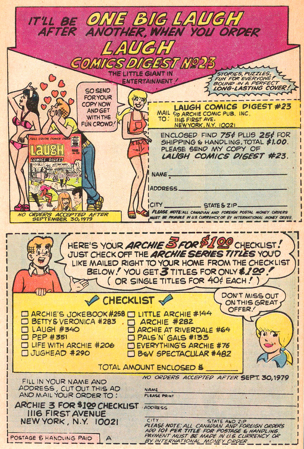 Sabrina The Teenage Witch (1971) Issue #53 #53 - English 27