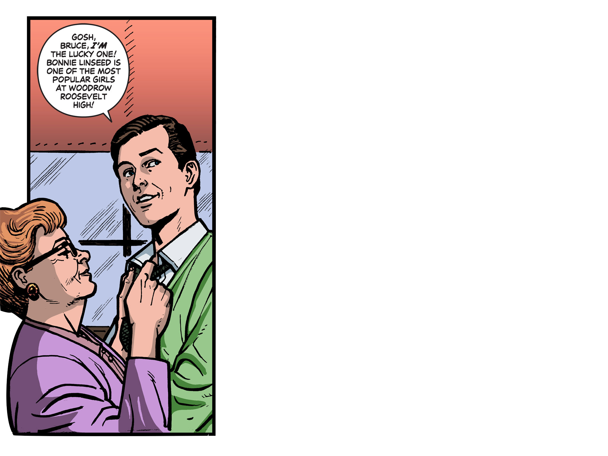 Read online Batman '66 Meets the Green Hornet [II] comic -  Issue #1 - 5