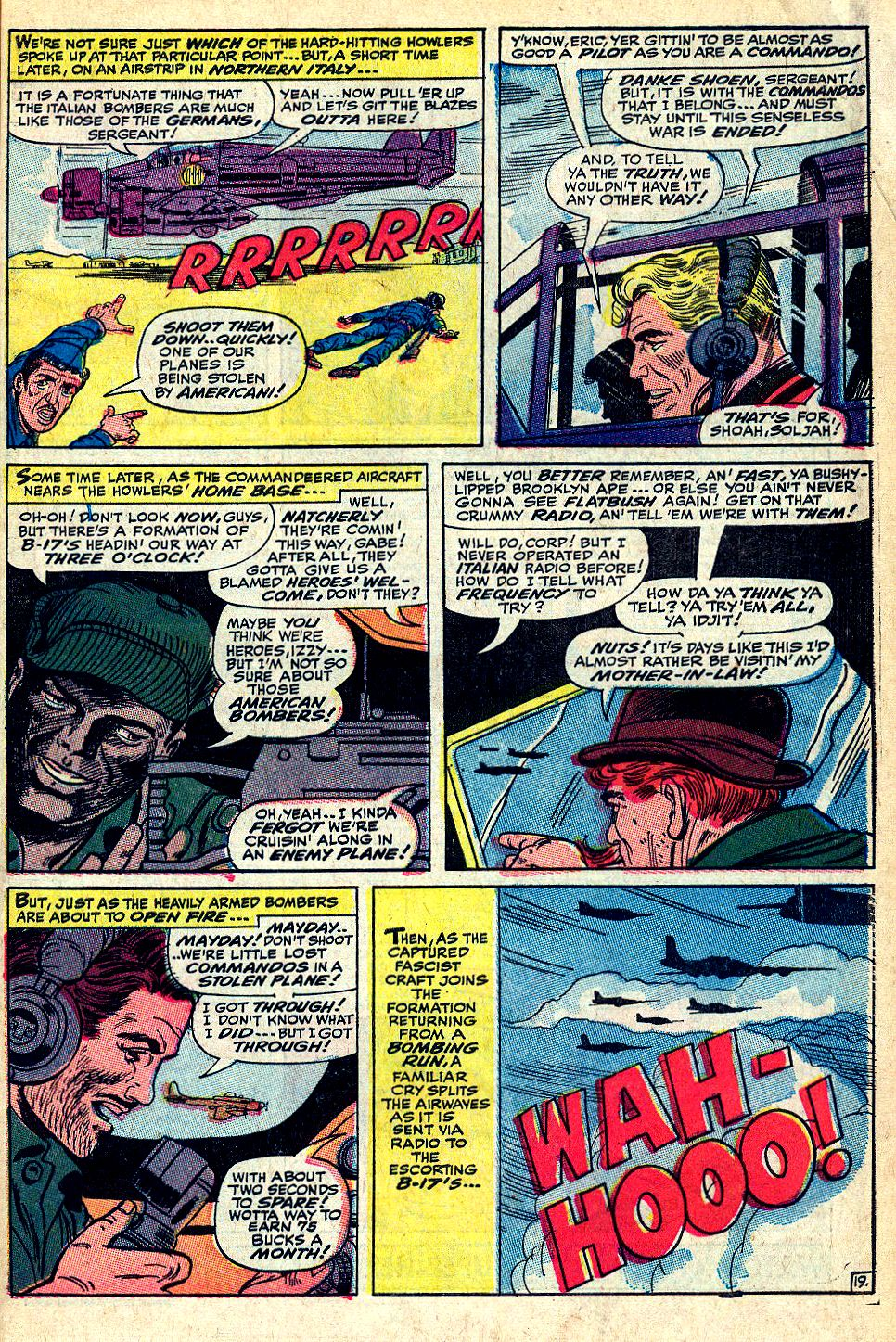 Read online Sgt. Fury comic -  Issue #36 - 26