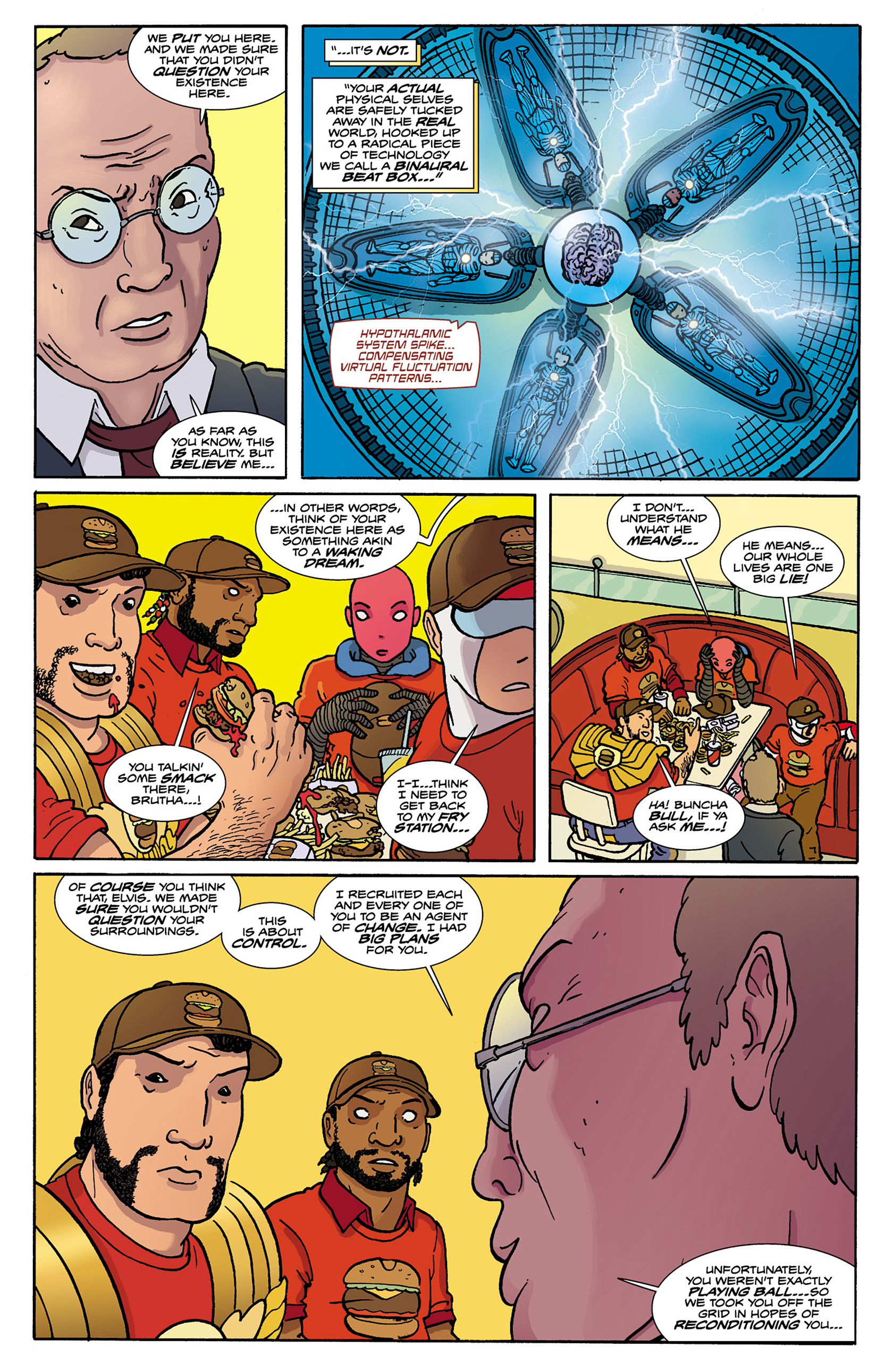 Read online Catalyst Comix comic -  Issue #8 - 7