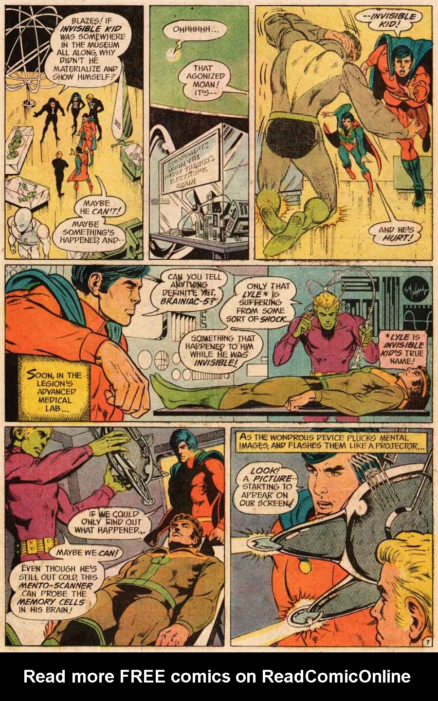 Superboy (1949) issue 203 - Page 8