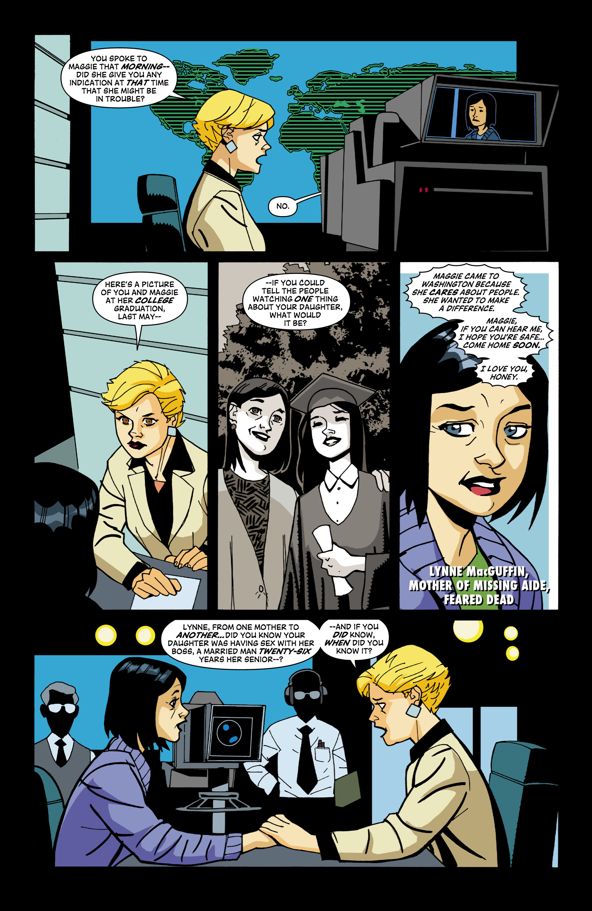 Read online Red Herring comic -  Issue #3 - 20