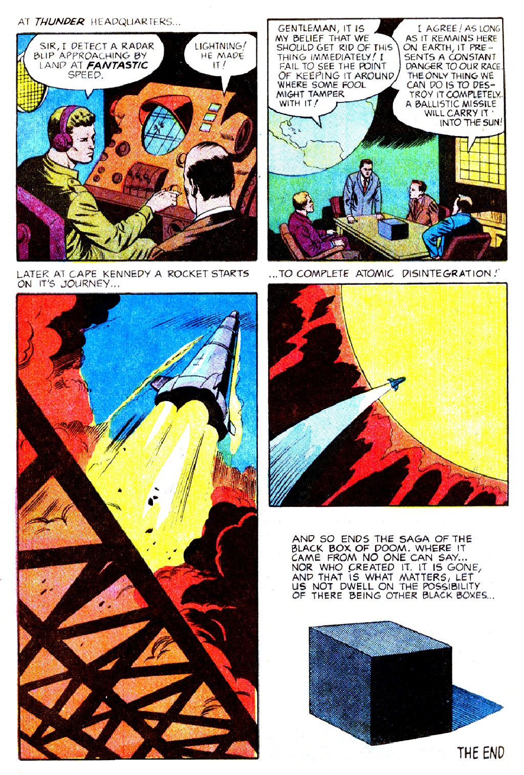 T.H.U.N.D.E.R. Agents (1965) issue 9 - Page 52