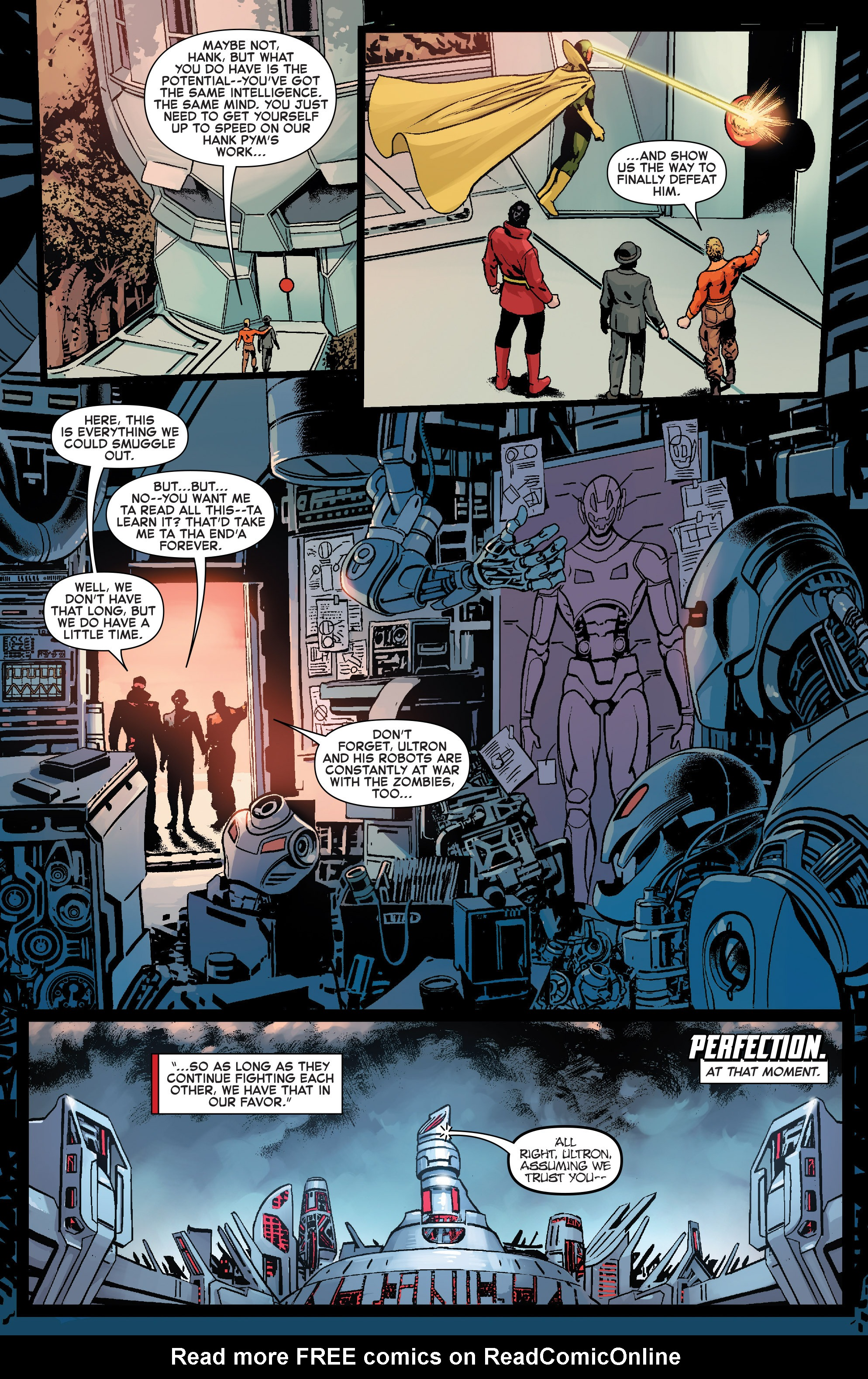 Read online Age of Ultron Vs. Marvel Zombies comic -  Issue #2 - 17