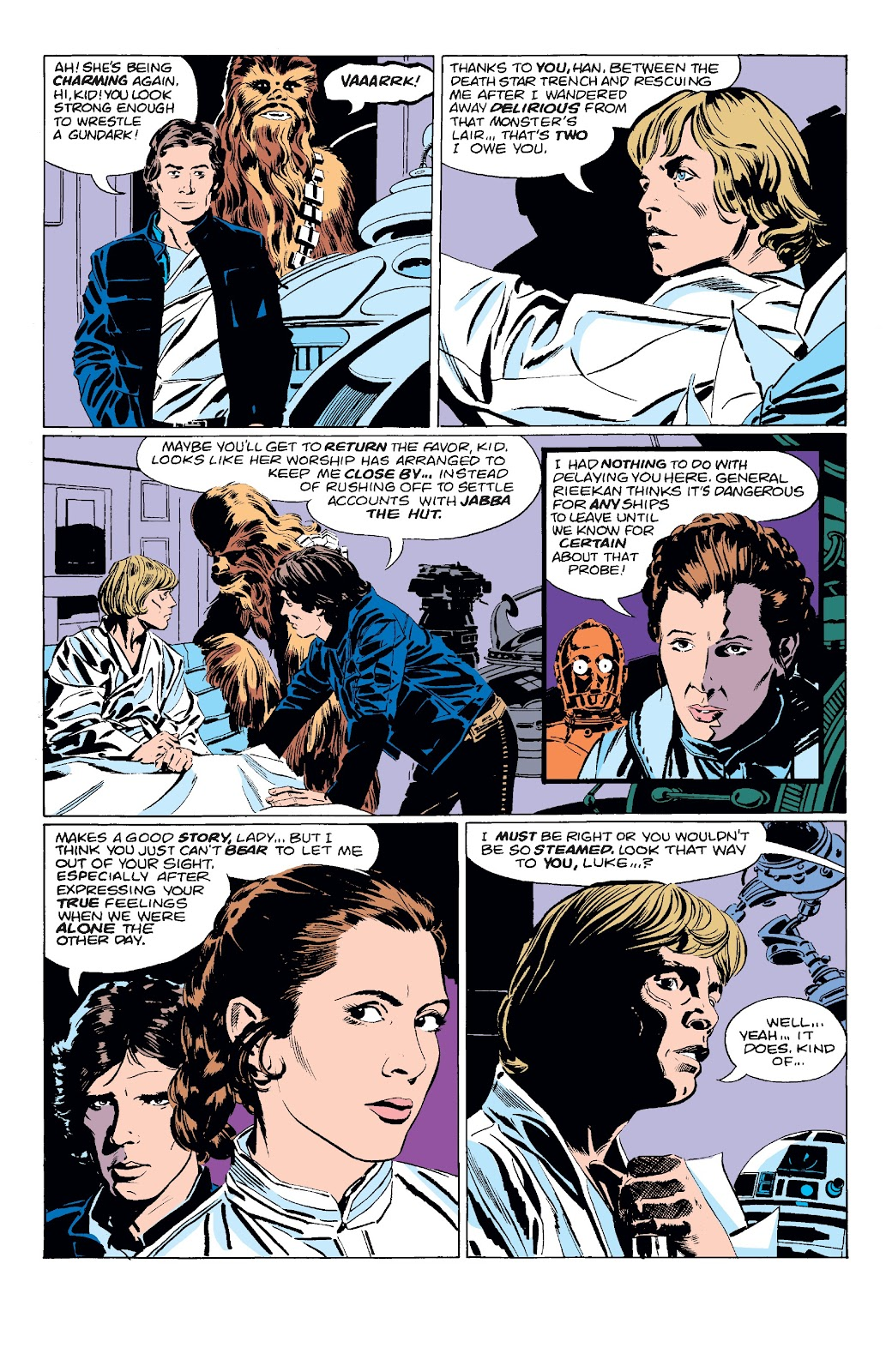 Read online Star Wars Legends: The Original Marvel Years - Epic Collection comic -  Issue # TPB 3 (Part 1) - 28