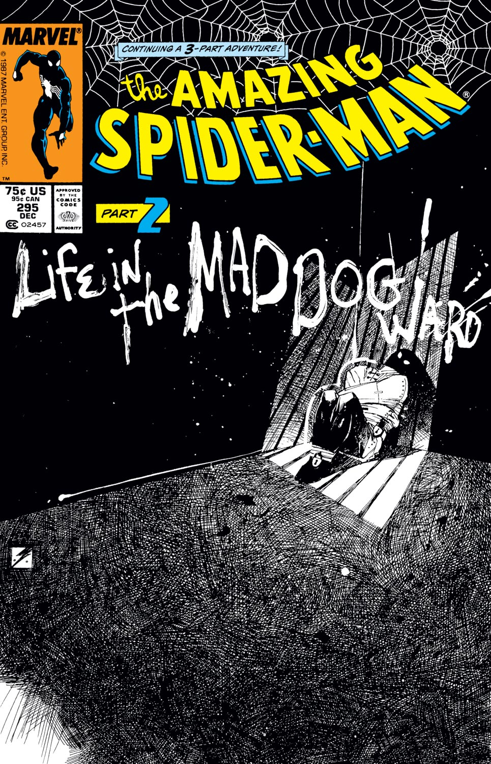 The Amazing Spider-Man (1963) 295 Page 1