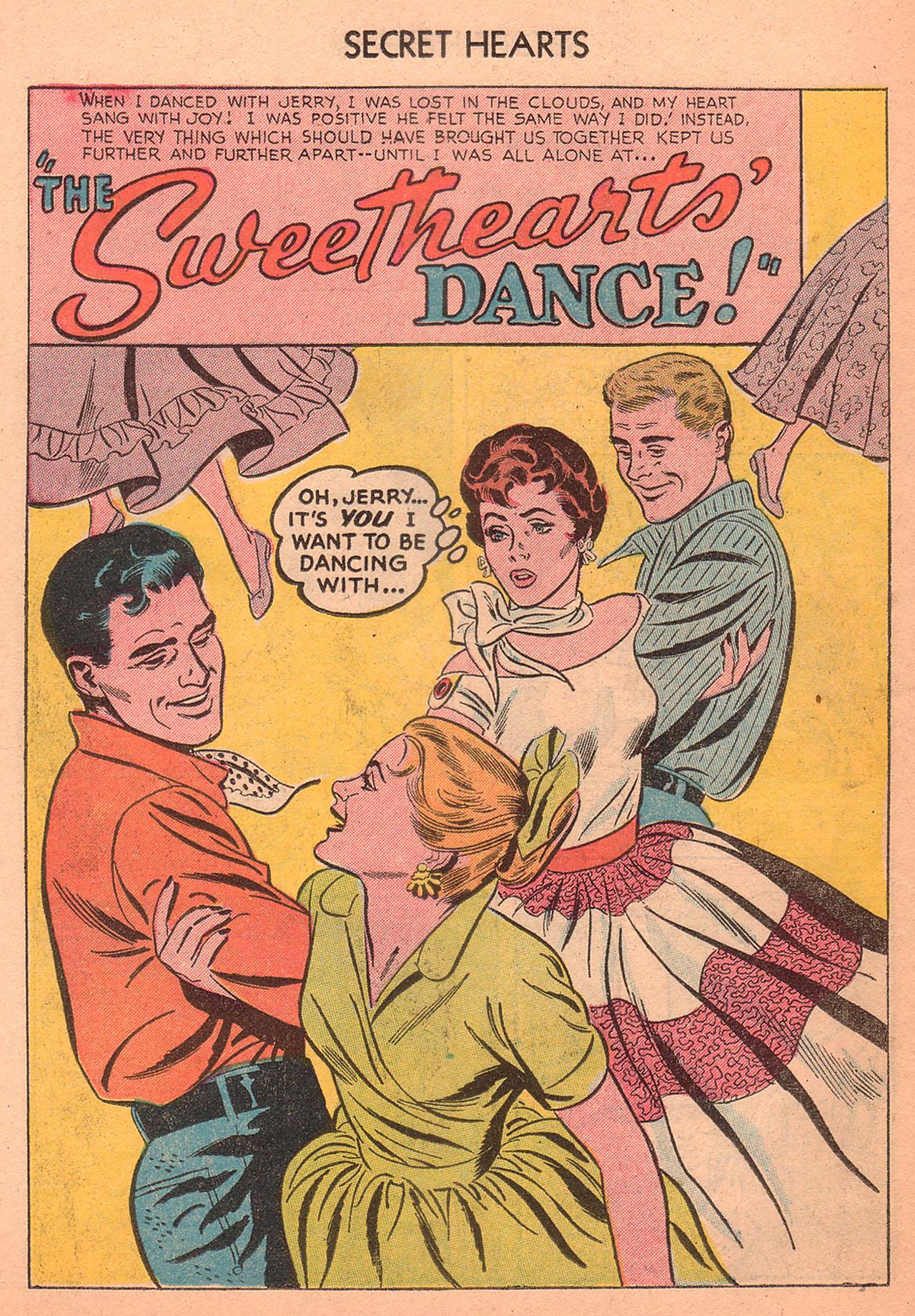 Read online Secret Hearts comic -  Issue #27 - 26