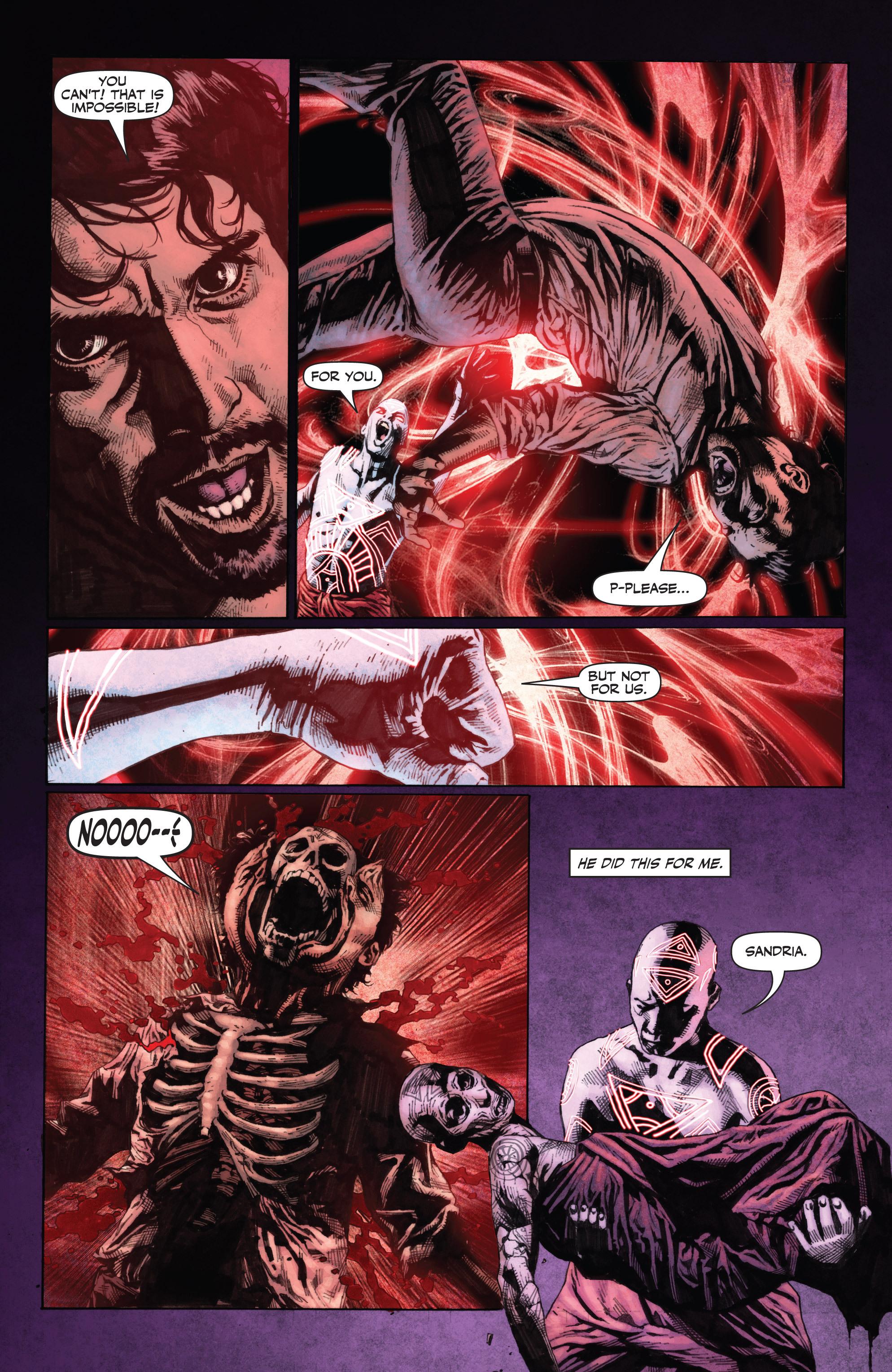 Read online Shadowman (2012) comic -  Issue #0 - 24