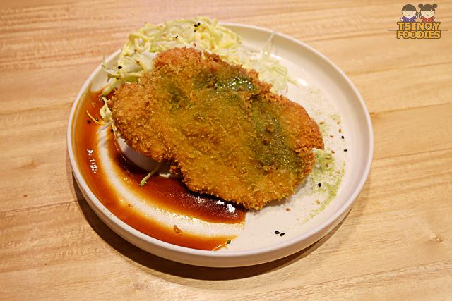 matcha butter tonkatsu