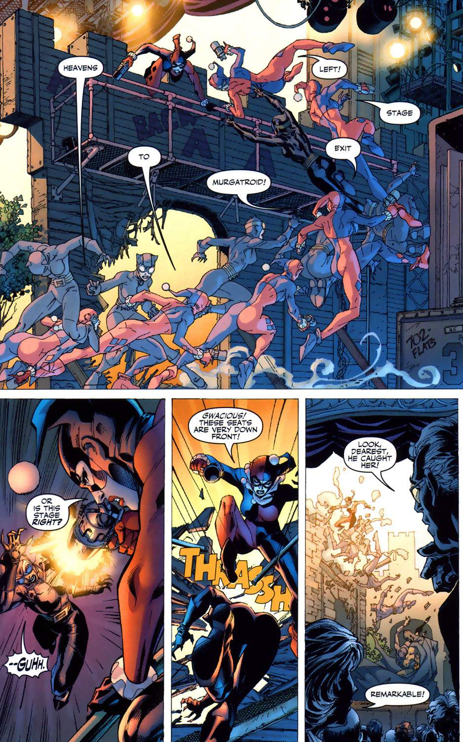 Read online Batman: Hush comic -  Issue #6 - 17