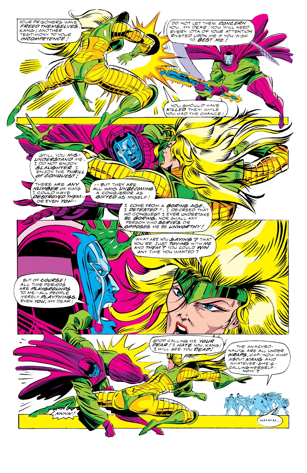 Read online Avengers: Citizen Kang comic -  Issue # TPB (Part 2) - 95