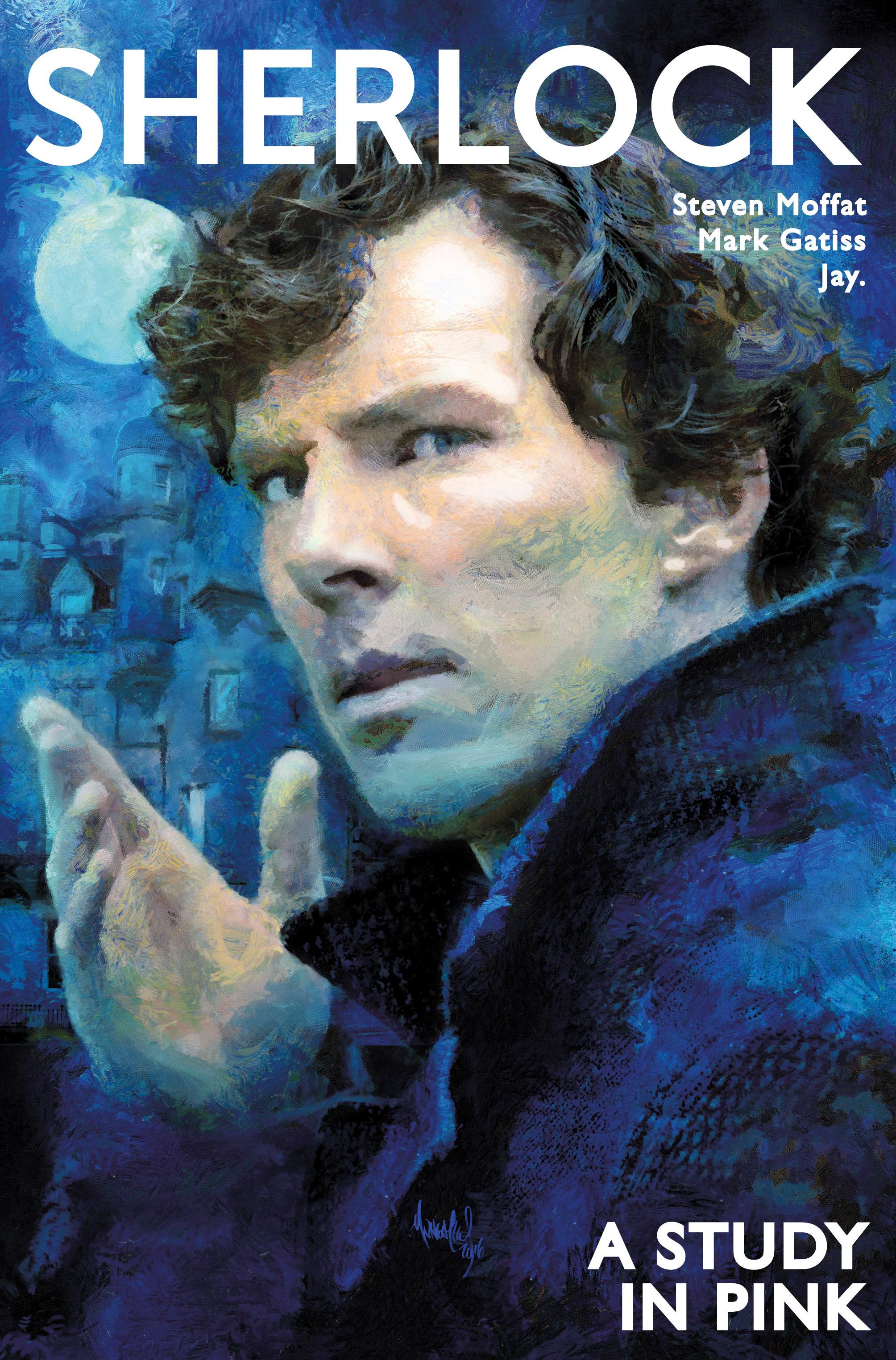 Read online Sherlock: A Study In Pink comic -  Issue #5 - 3