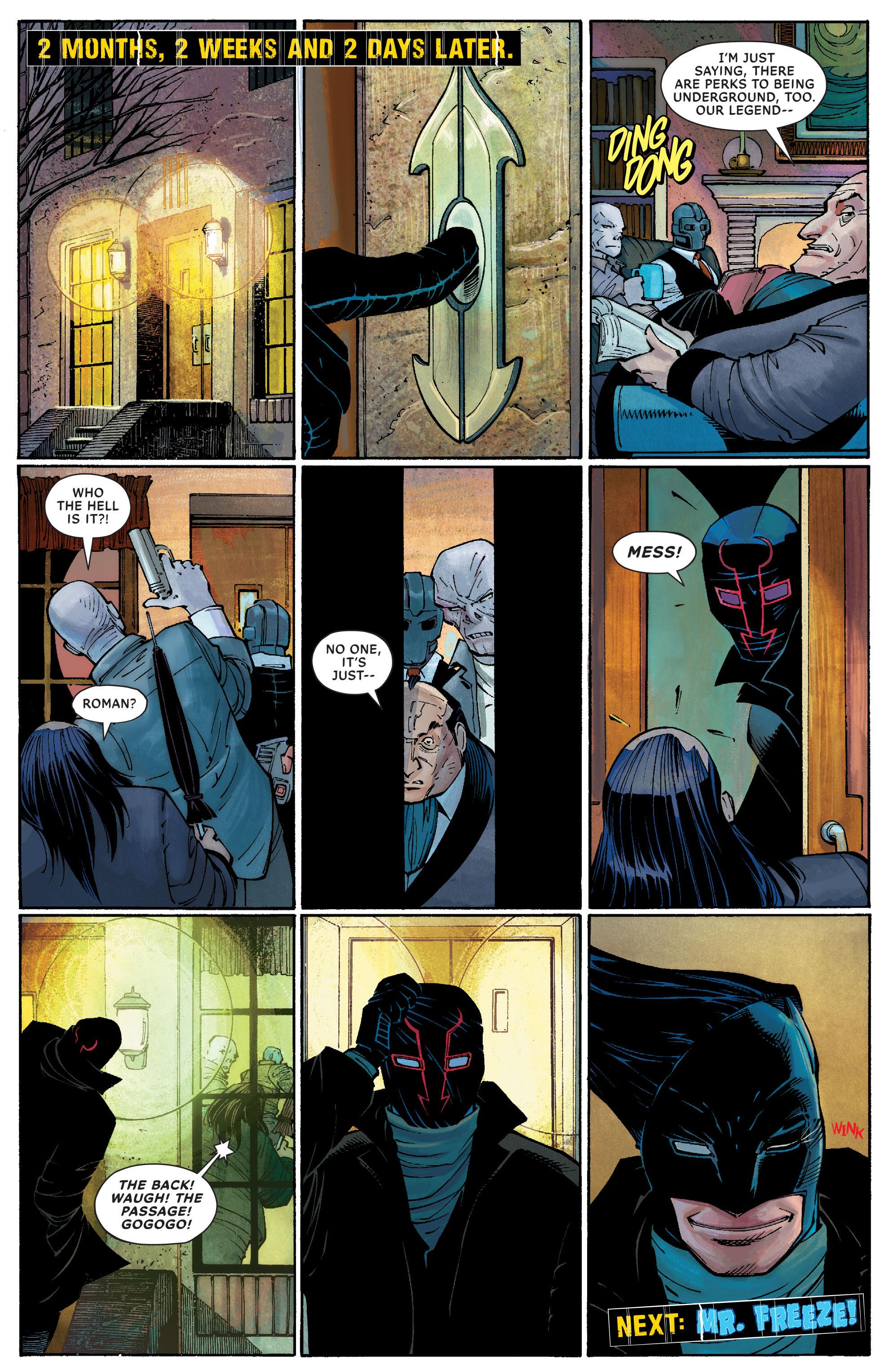 Read online All-Star Batman comic -  Issue #5 - 36