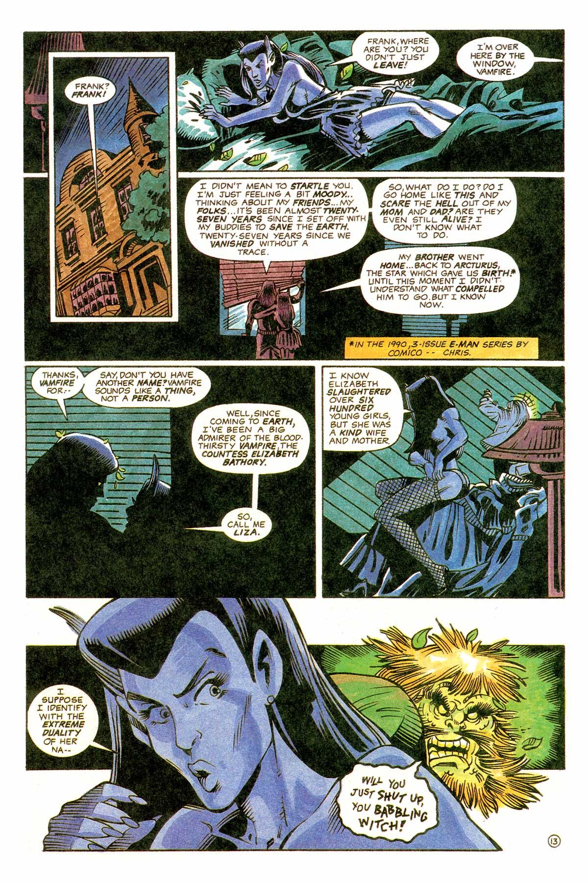 Read online E-man (1993) comic -  Issue # Full - 16
