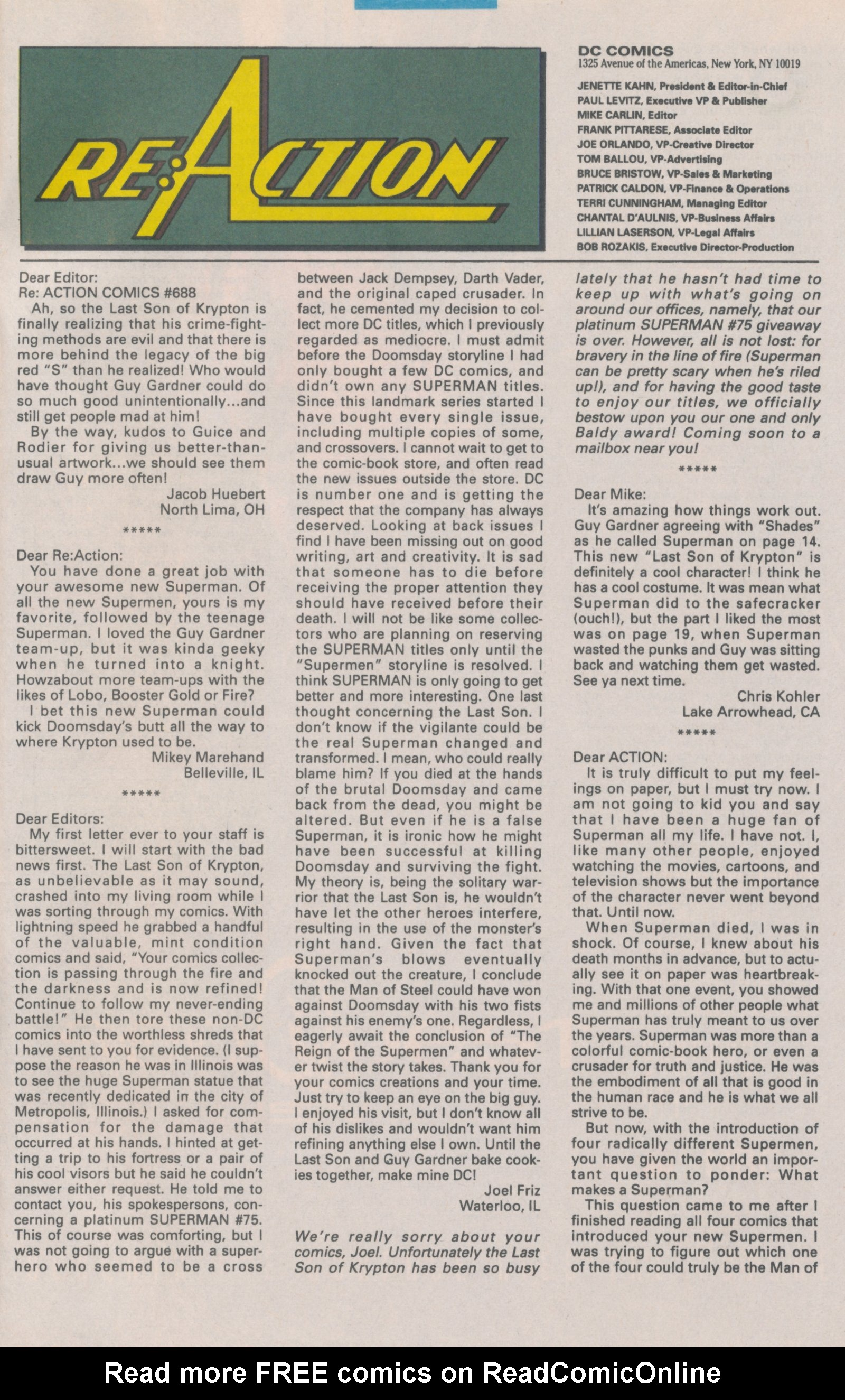 Action Comics (1938) 692 Page 32