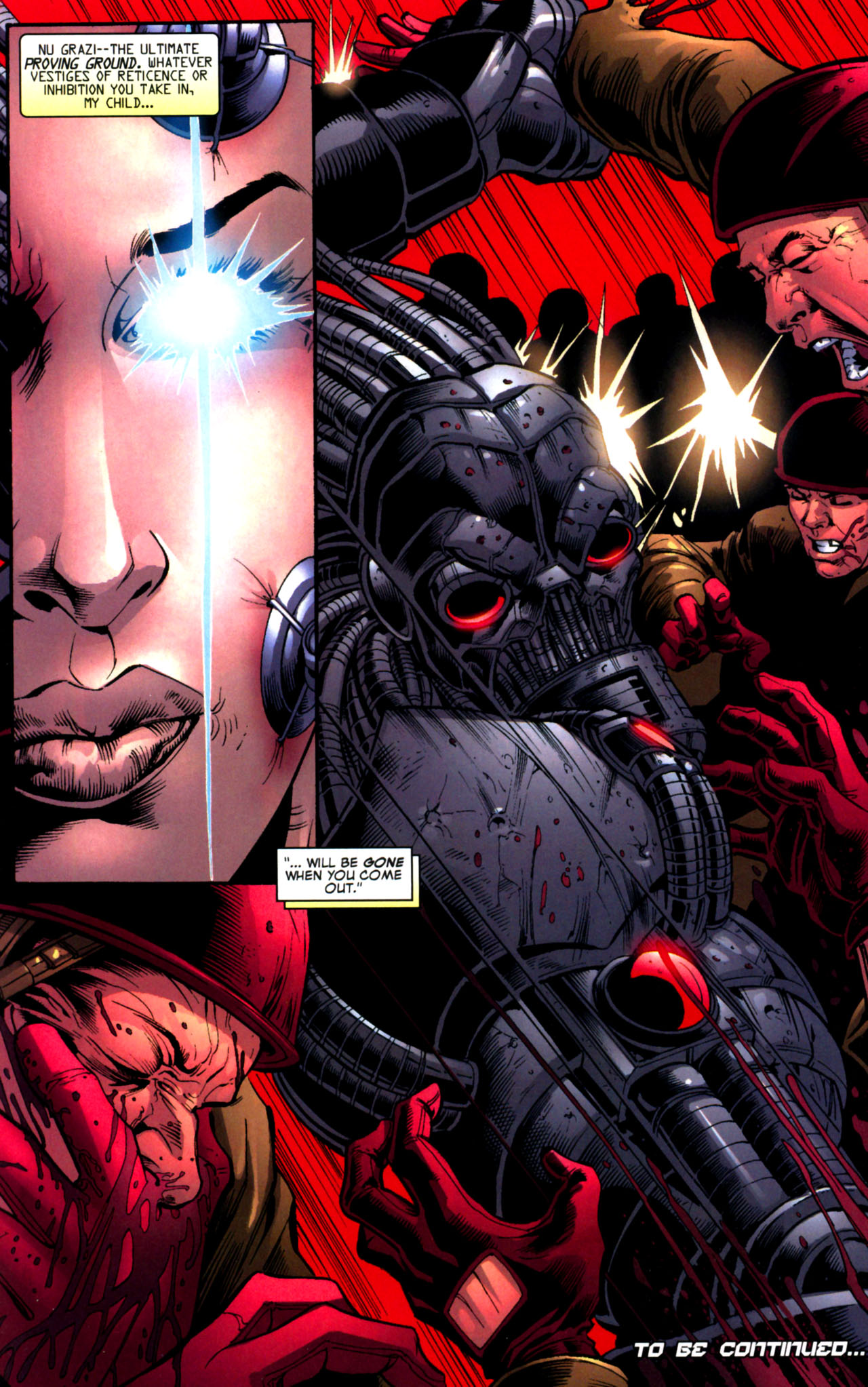 Read online Amazing Fantasy (2004) comic -  Issue #17 - 26
