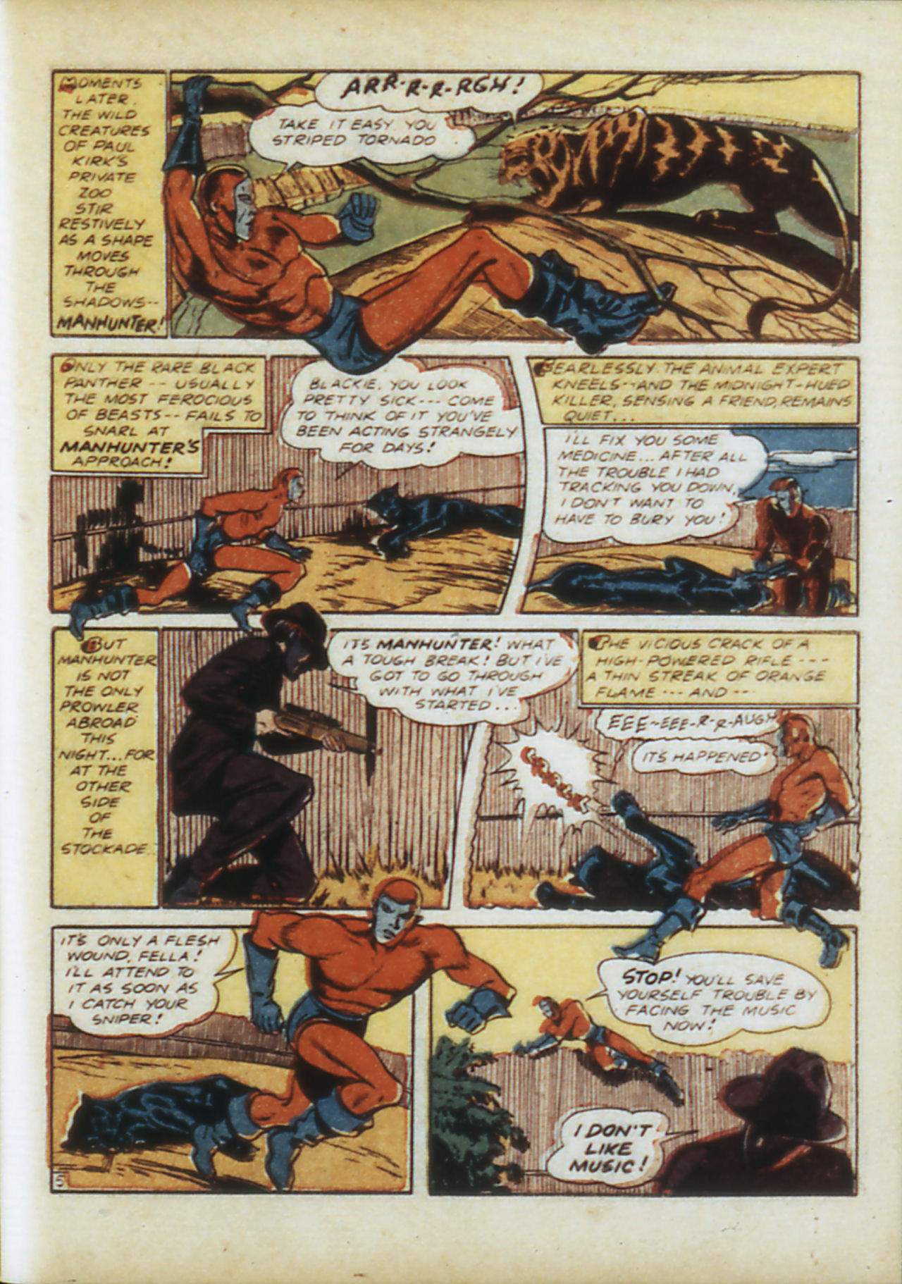 Read online Adventure Comics (1938) comic -  Issue #82 - 52