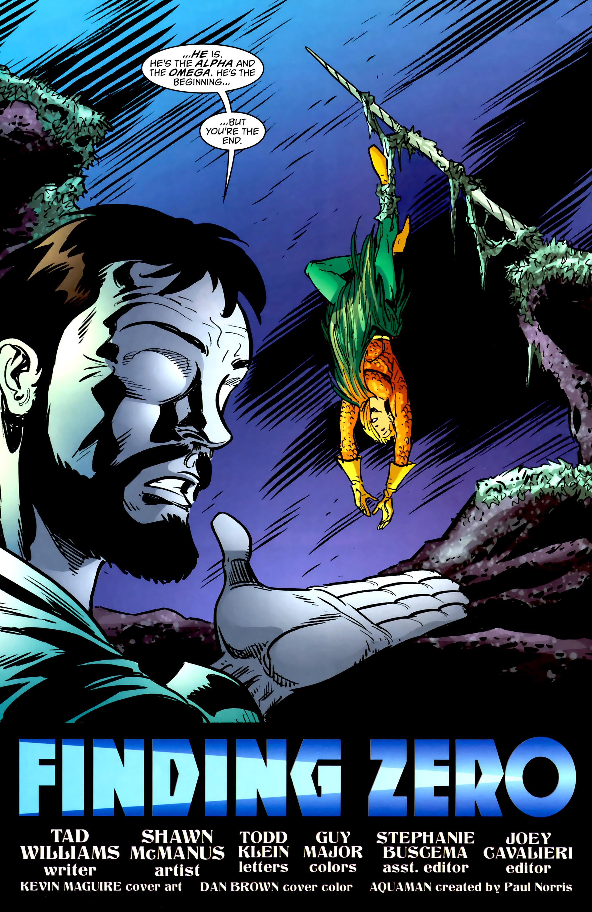 Read online Aquaman: Sword of Atlantis comic -  Issue #57 - 3