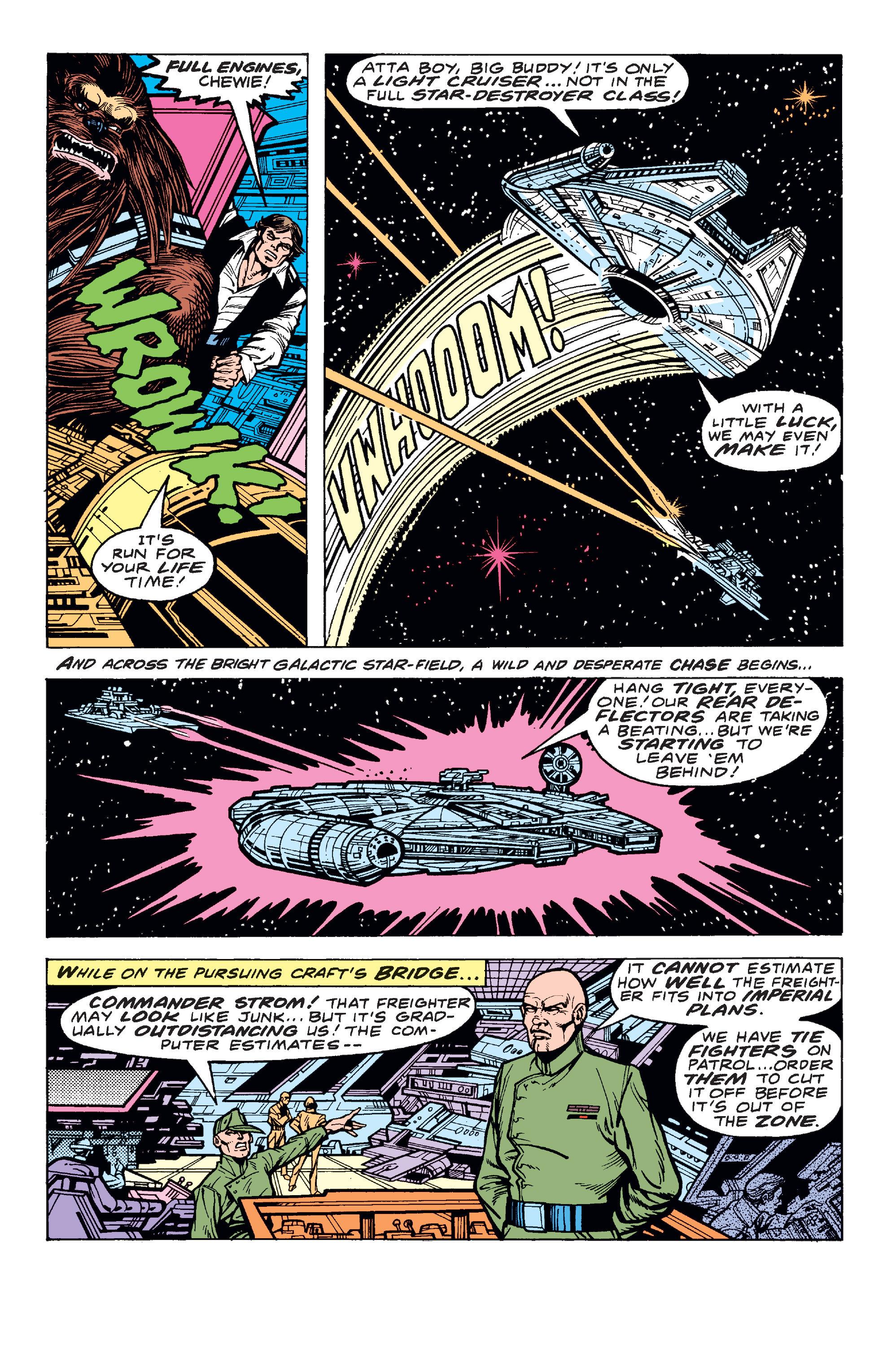 Read online Star Wars Omnibus comic -  Issue # Vol. 13 - 322