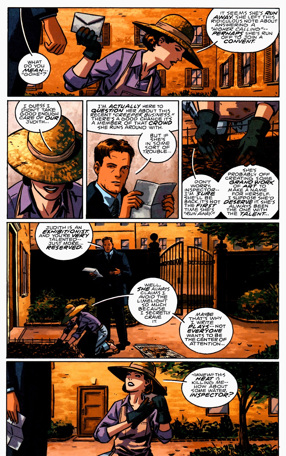 Read online Beware The Creeper (2003) comic -  Issue #2 - 21