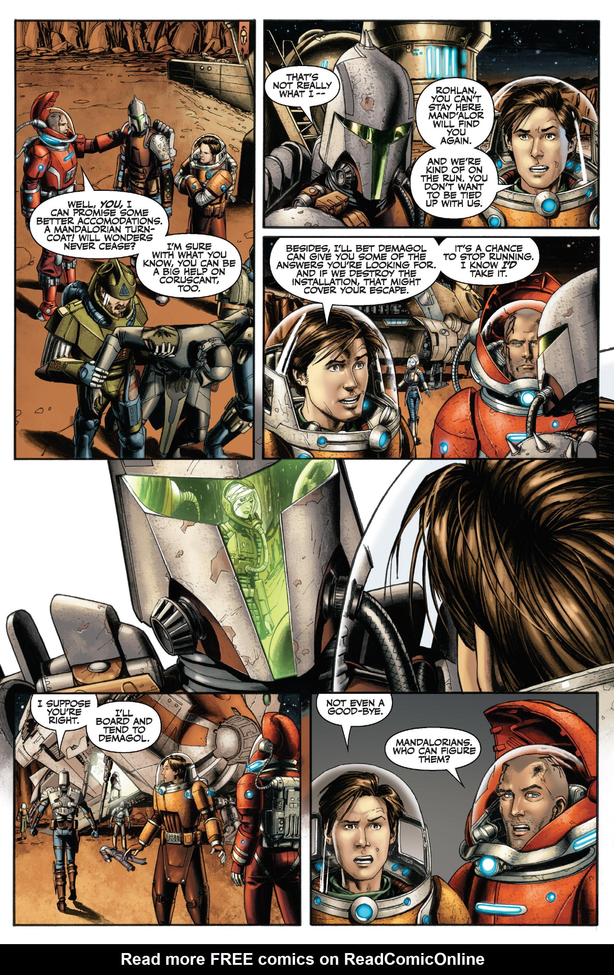 Read online Star Wars Omnibus comic -  Issue # Vol. 29 - 203
