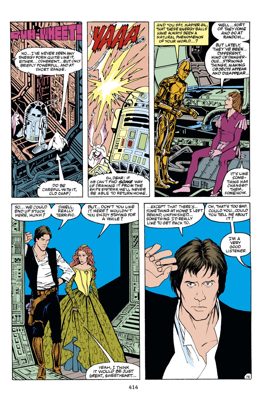 Read online Star Wars Omnibus comic -  Issue # Vol. 21.5 - 141