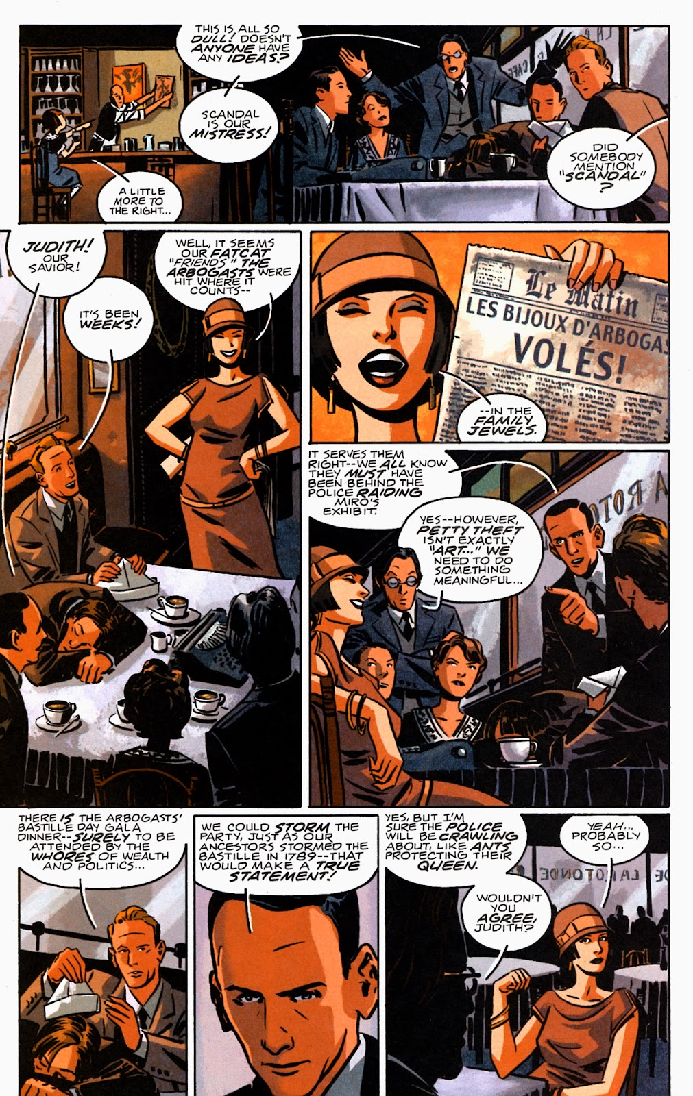 Read online Beware The Creeper (2003) comic -  Issue #2 - 8
