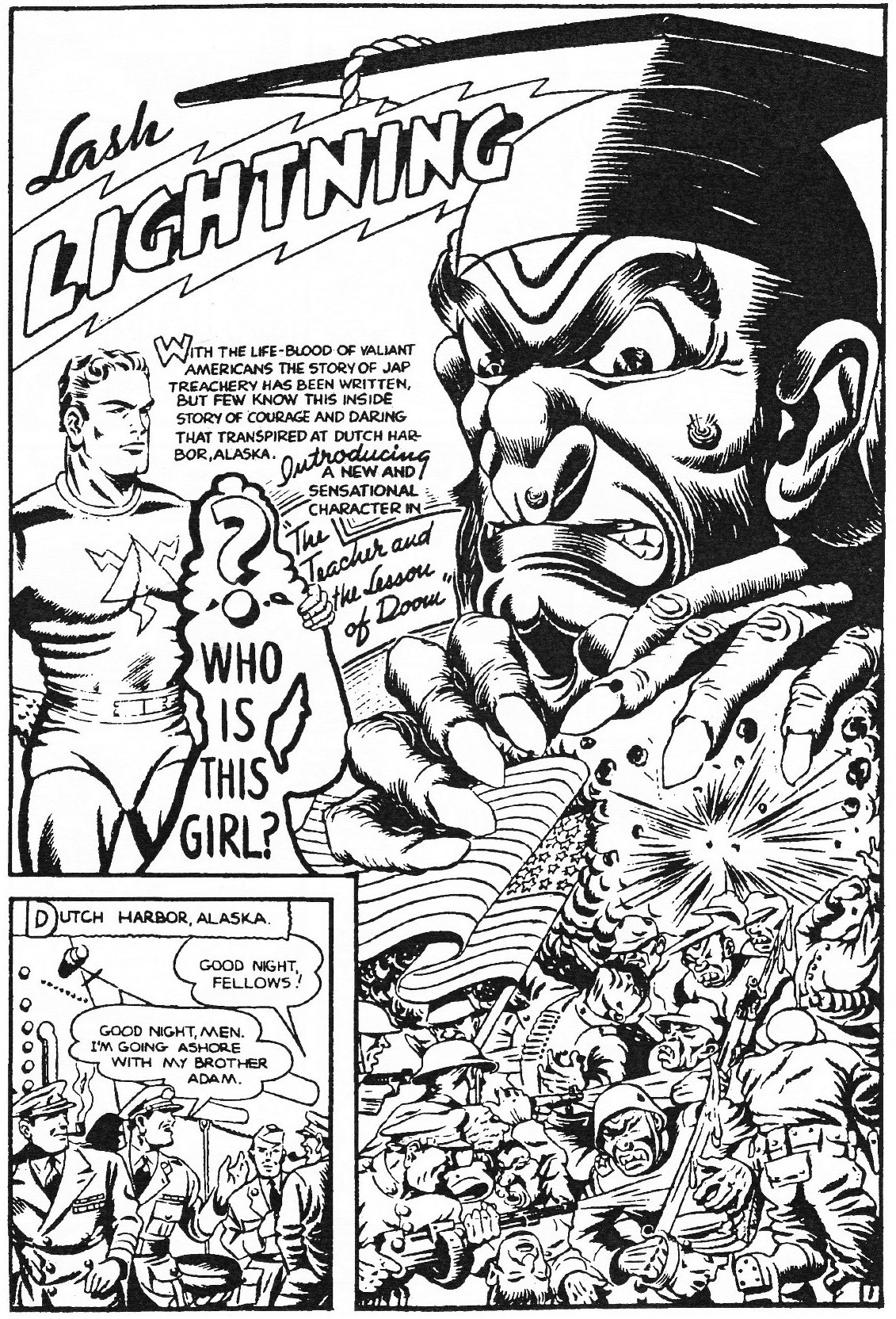 Read online Men of Mystery Comics comic -  Issue #82 - 41