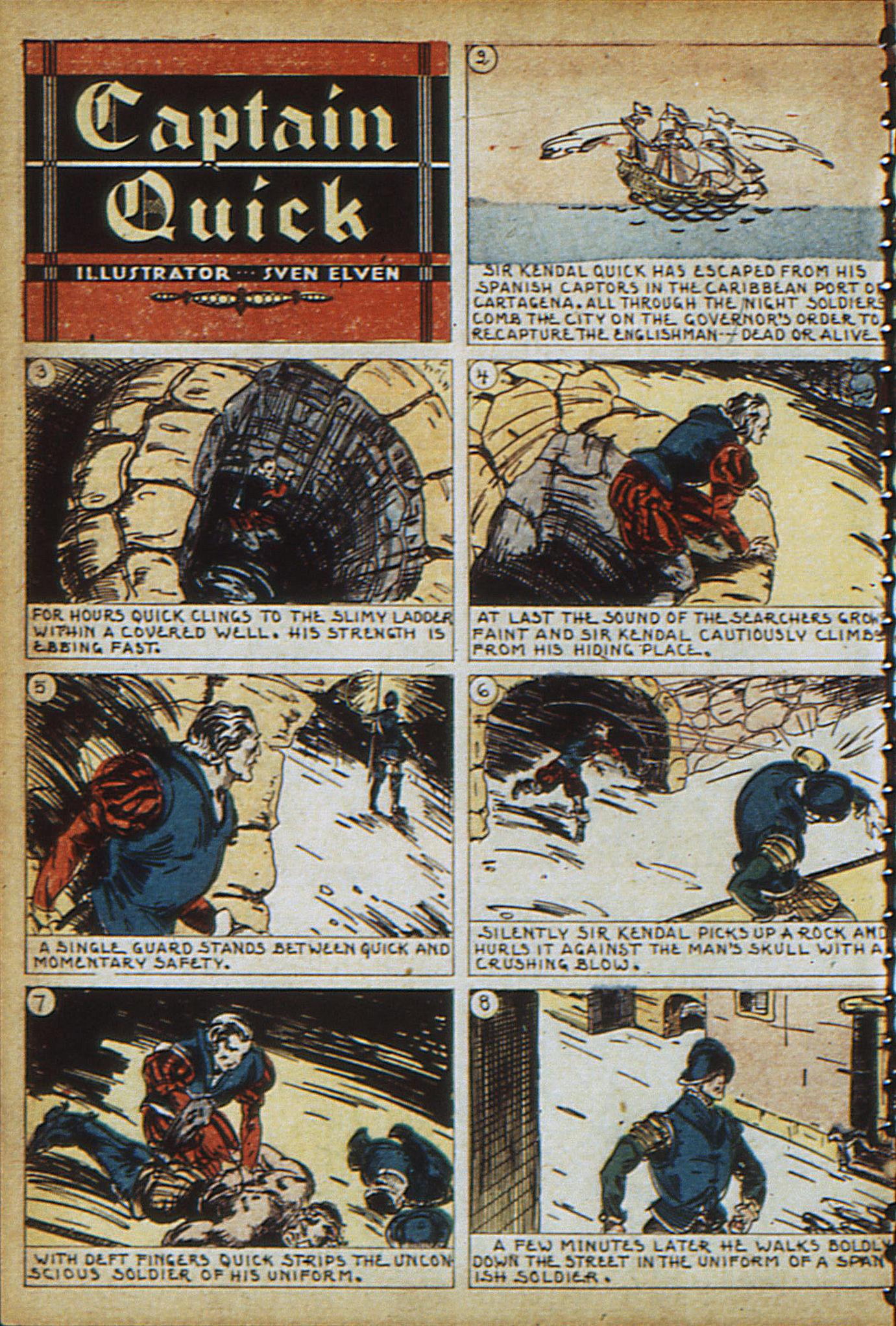 Read online Adventure Comics (1938) comic -  Issue #18 - 55